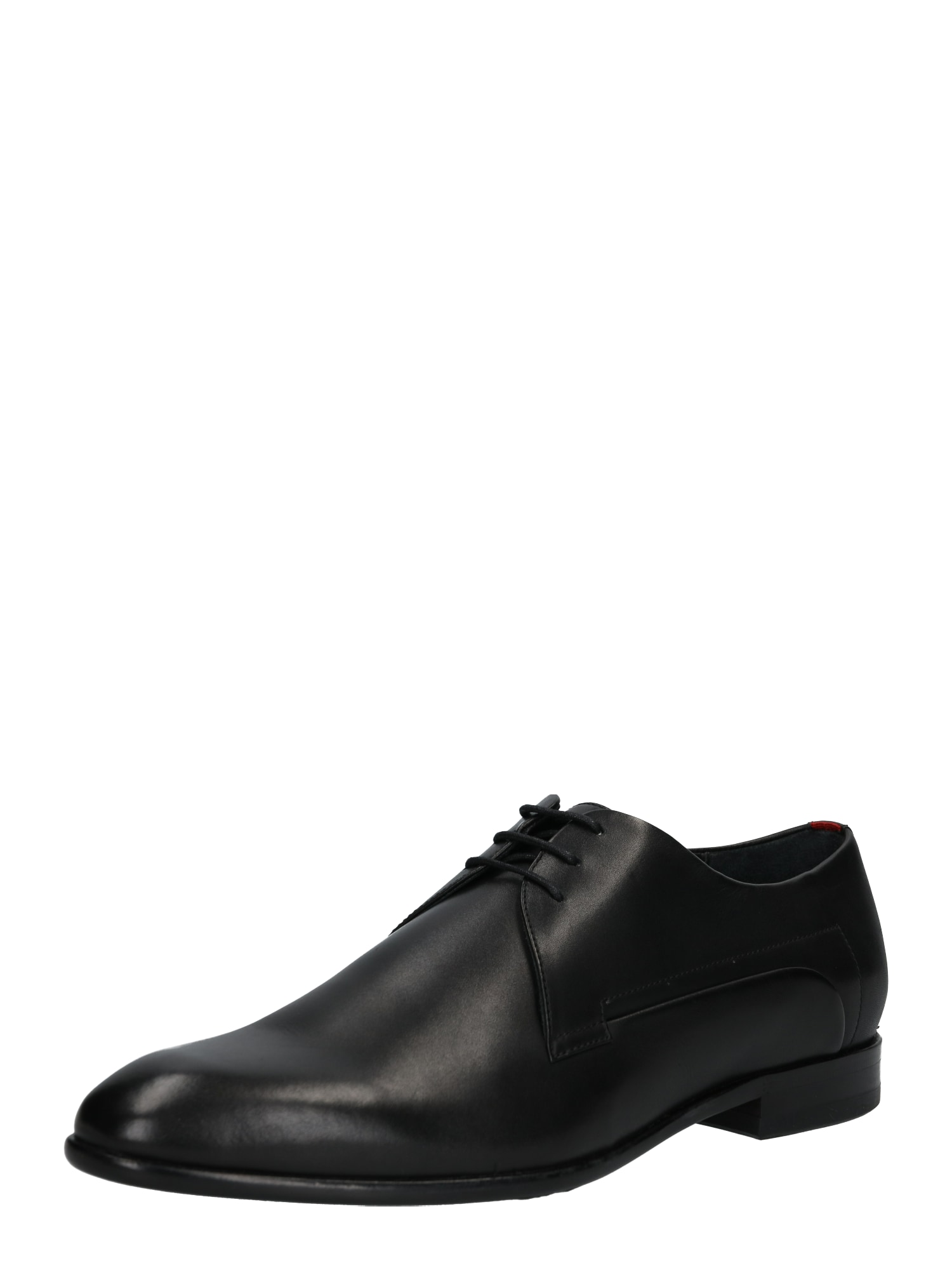 Šněrovací boty APPEAL_DERB_LT černá HUGO