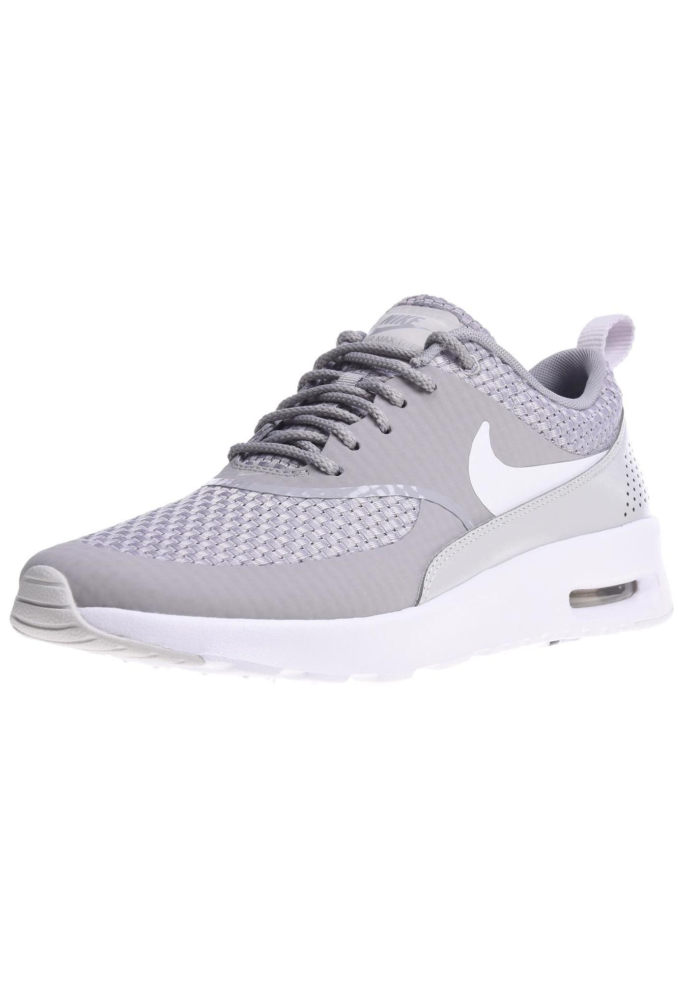 Nike Sportswear, Dames Sneakers laag 'Air Max Thea Premium', grijs