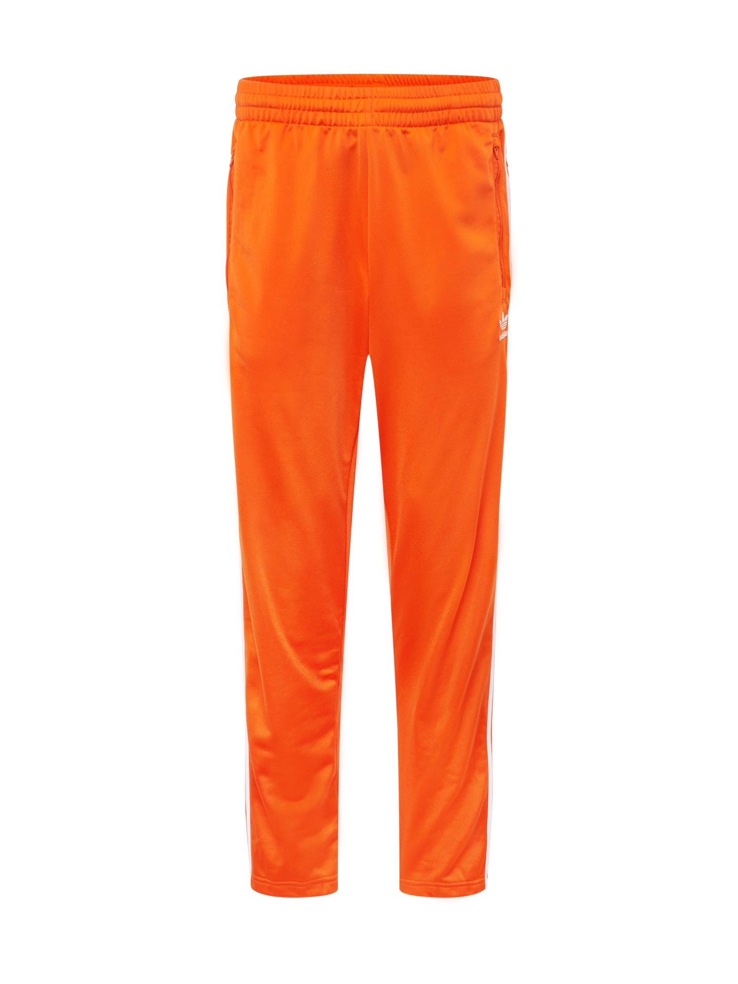 Kalhoty FIREBIRD TP oranžová ADIDAS ORIGINALS