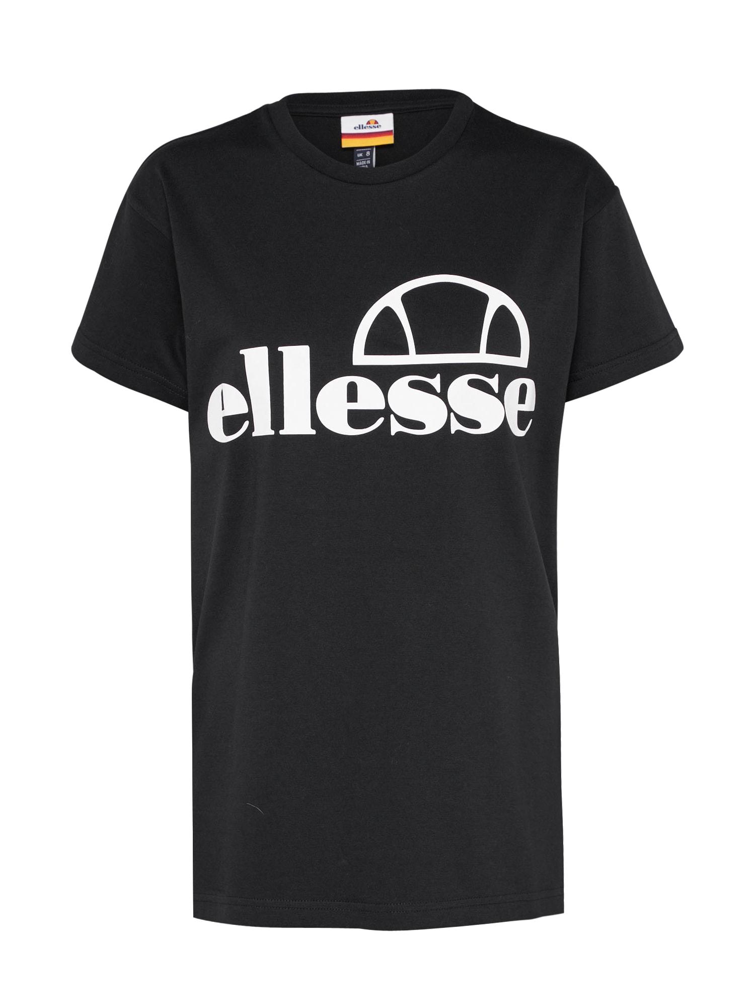 ELLESSE Dames Shirt ARABELLA grijs zwart