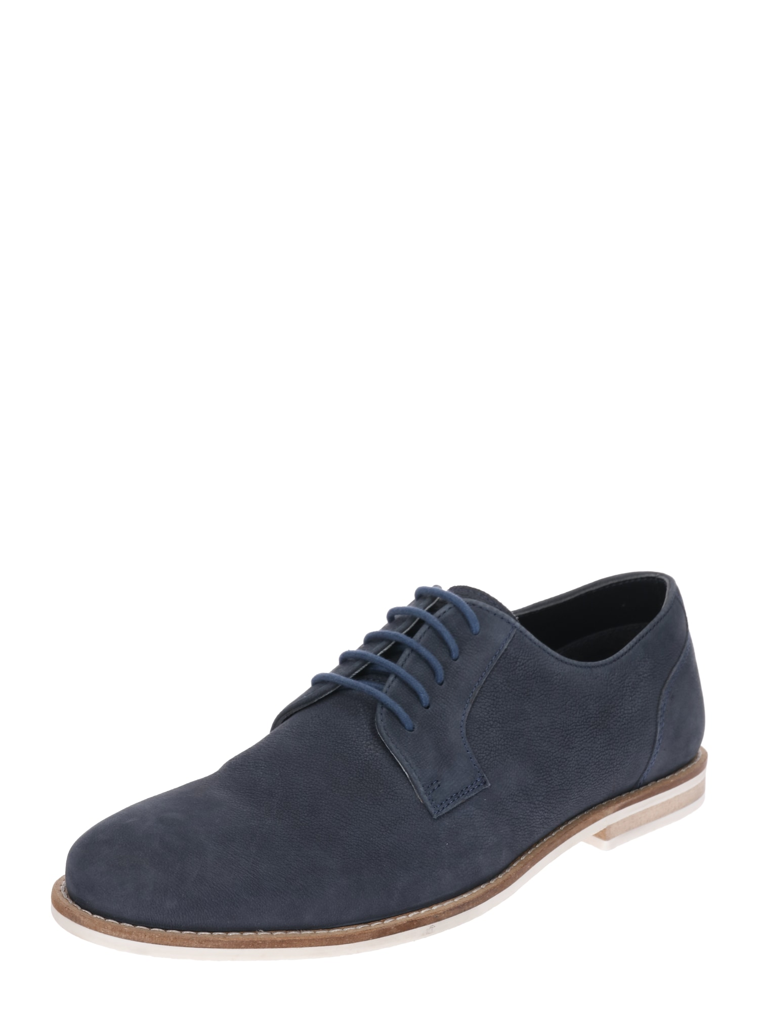 Šněrovací boty Jasper modrá ABOUT YOU