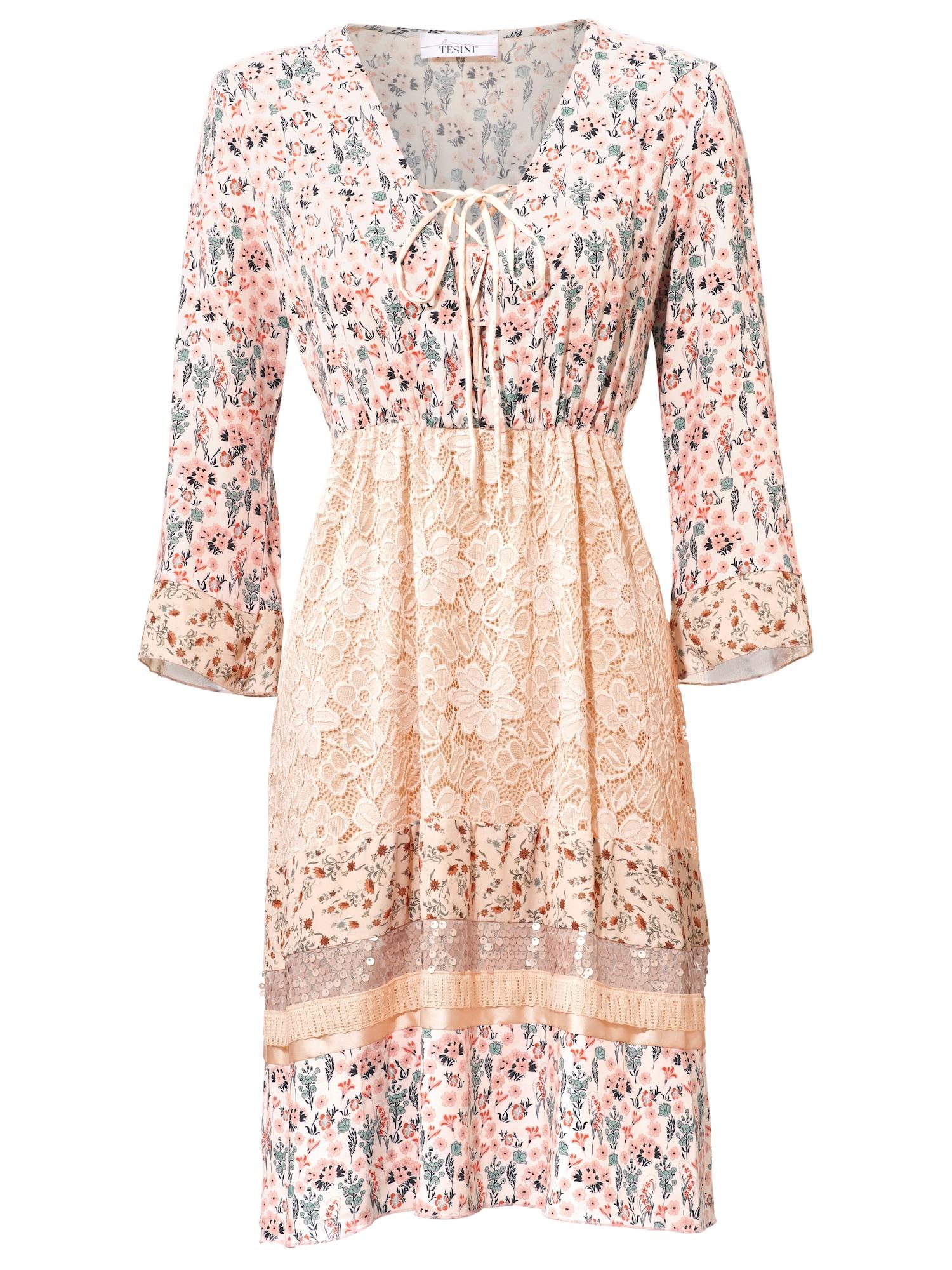 Letní šaty mix barev Heine