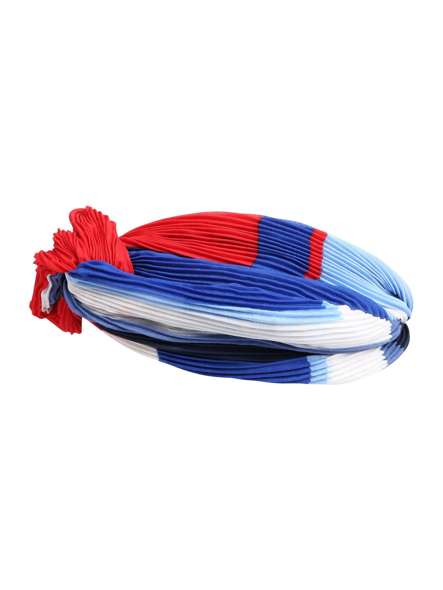 Šperky do vlasů modrá červená bílá ESPRIT