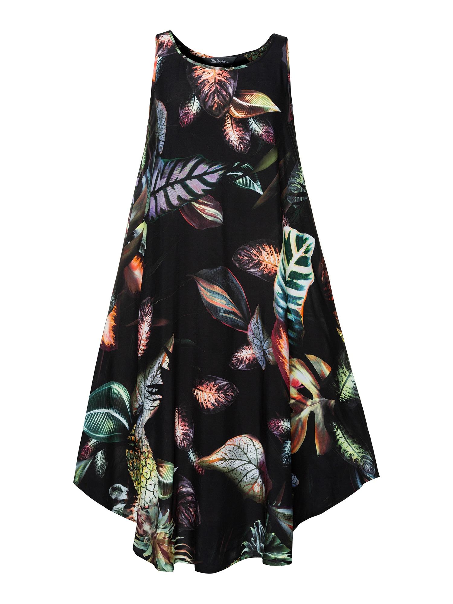 Letní šaty Ananas černá Ulla Popken