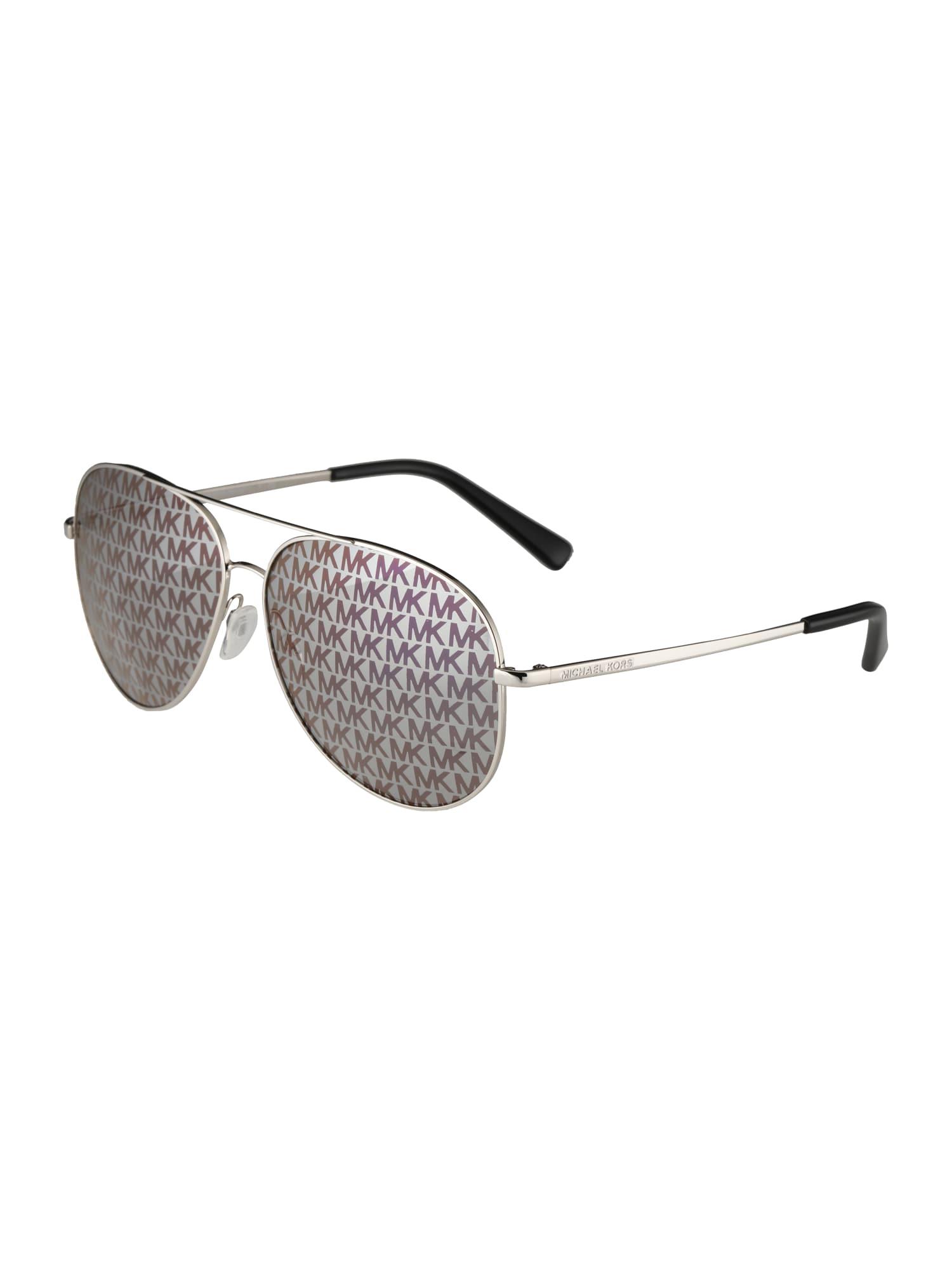 Sluneční brýle KENDALL stříbrná Michael Kors