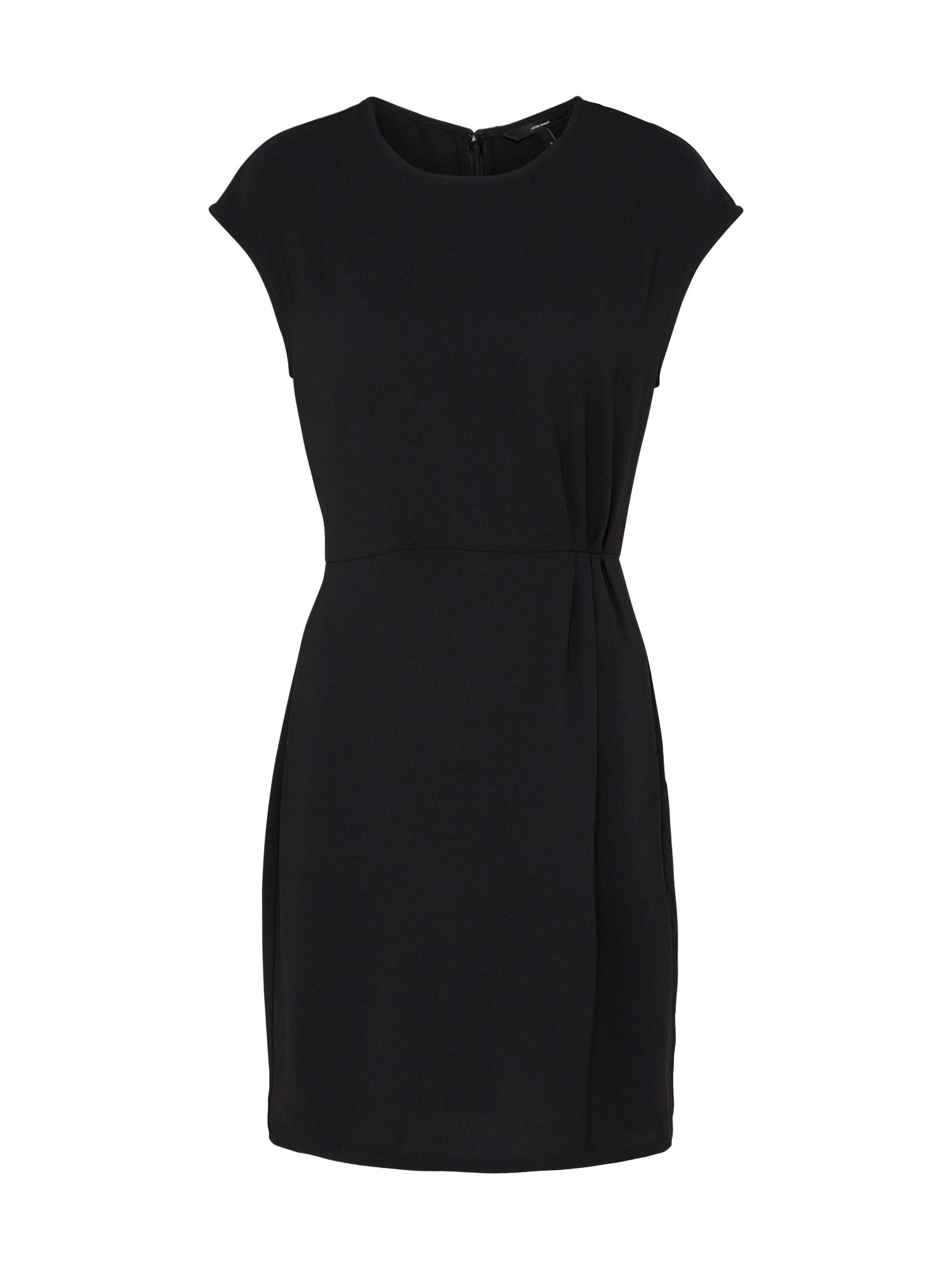 Pouzdrové šaty NICE SL černá VERO MODA