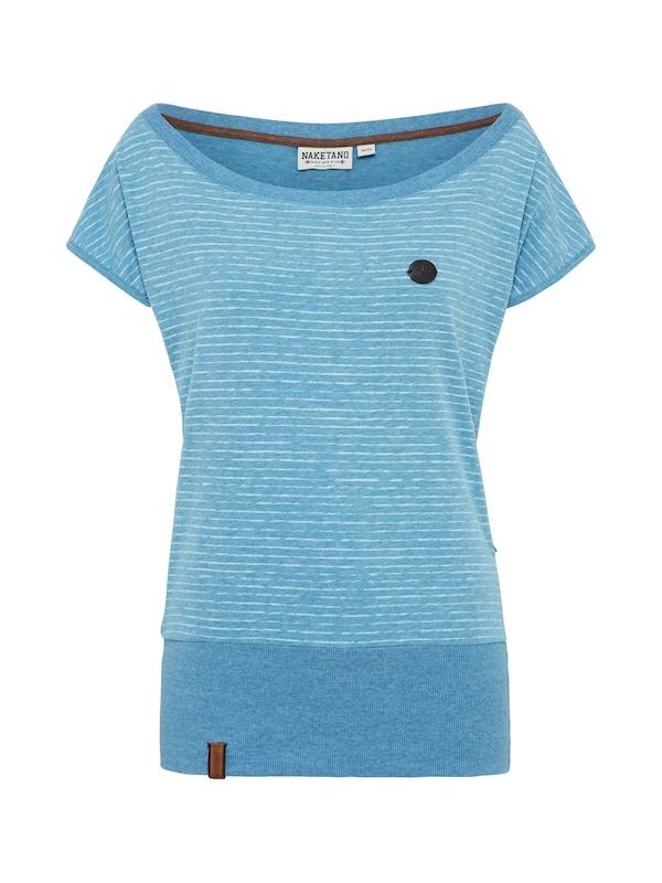 Naketano T-Shirt ´Wolle Dizzy VIII´ - broschei