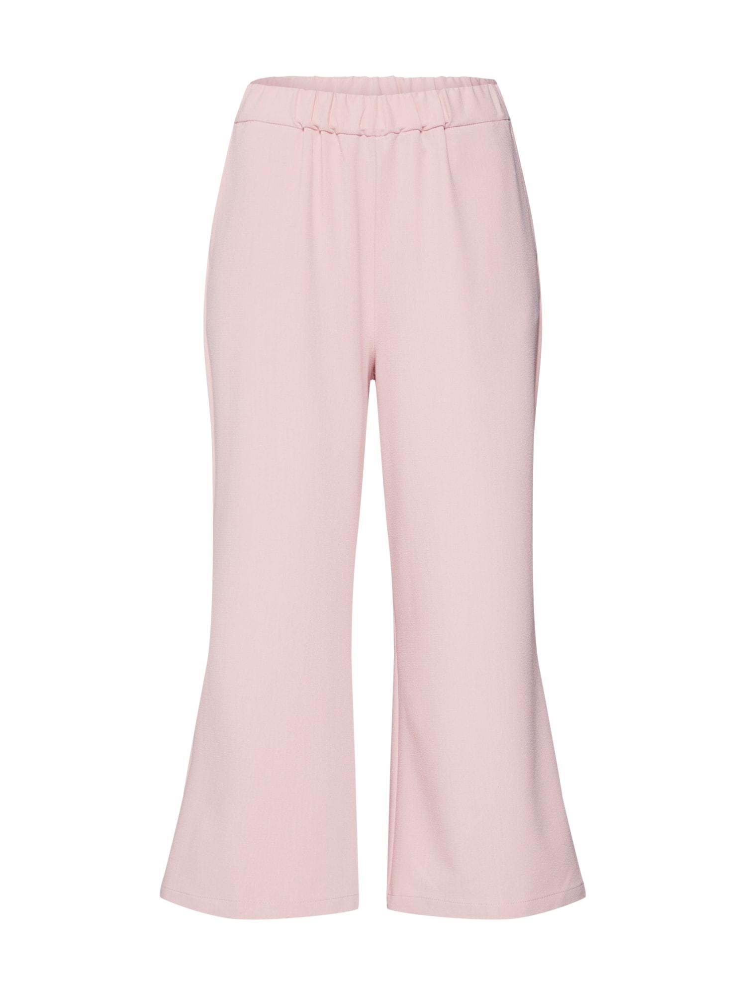 Kalhoty Abel růžová Dr. Denim