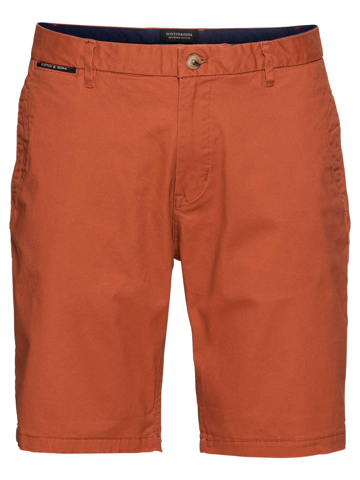 Kalhoty červená SCOTCH & SODA
