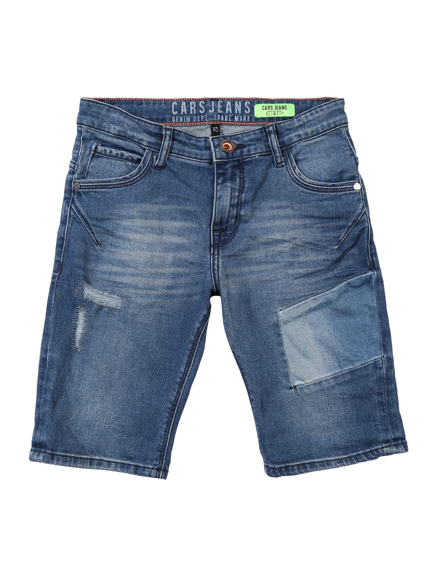 Džíny Barras modrá džínovina Cars Jeans