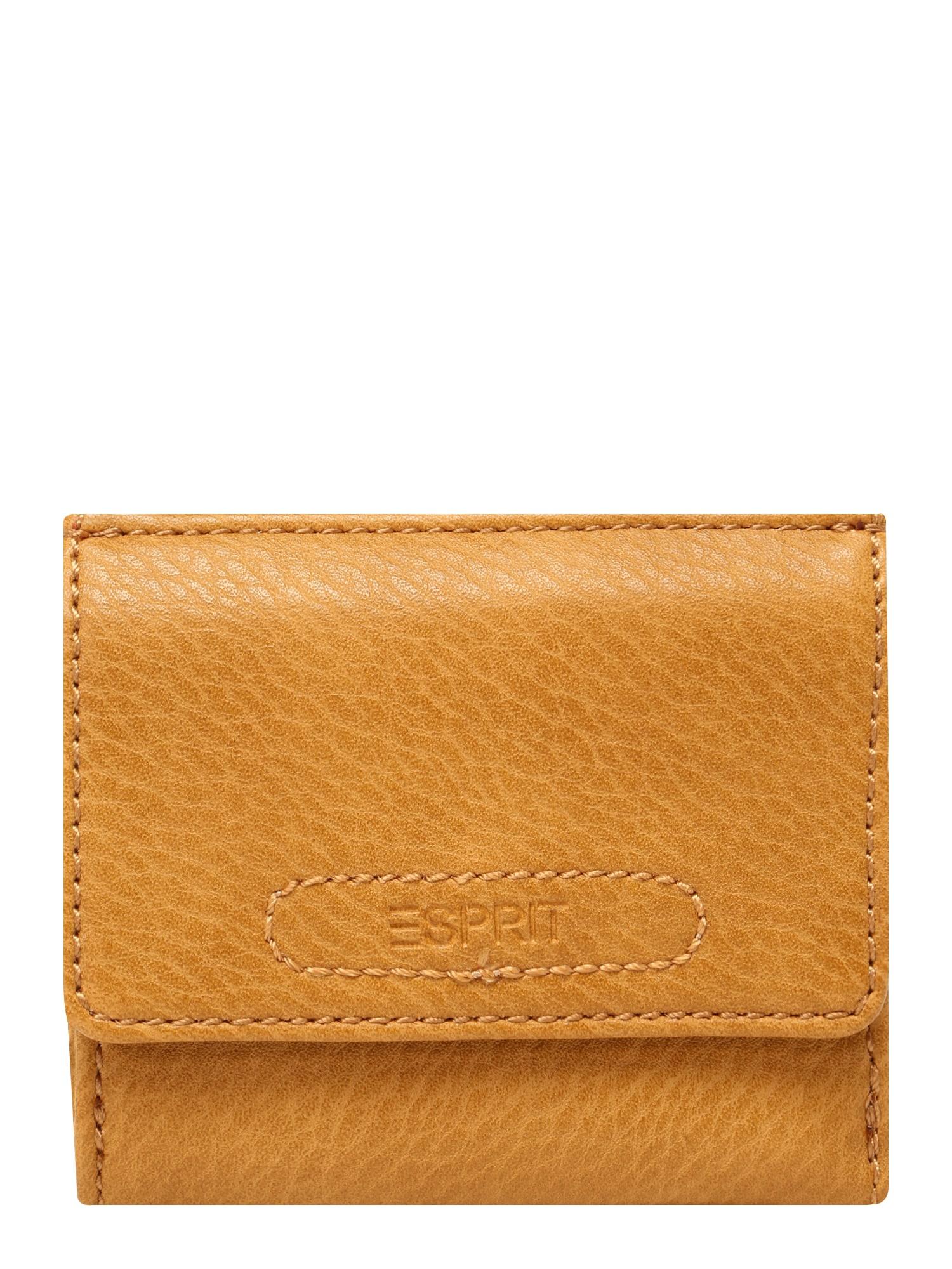 Peněženka Tori smllcitywl zlatě žlutá ESPRIT