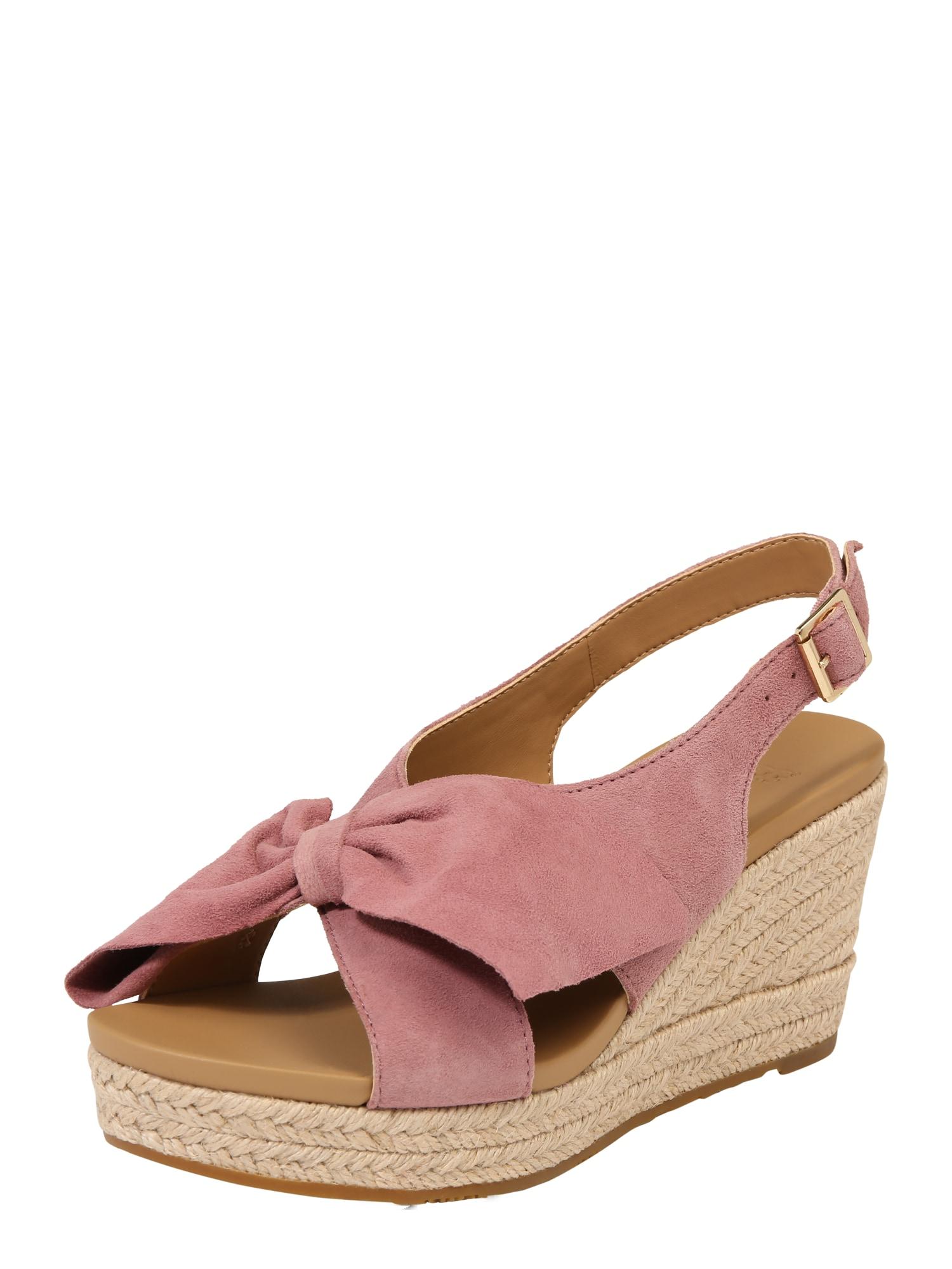 Sandály Camilla růžová UGG