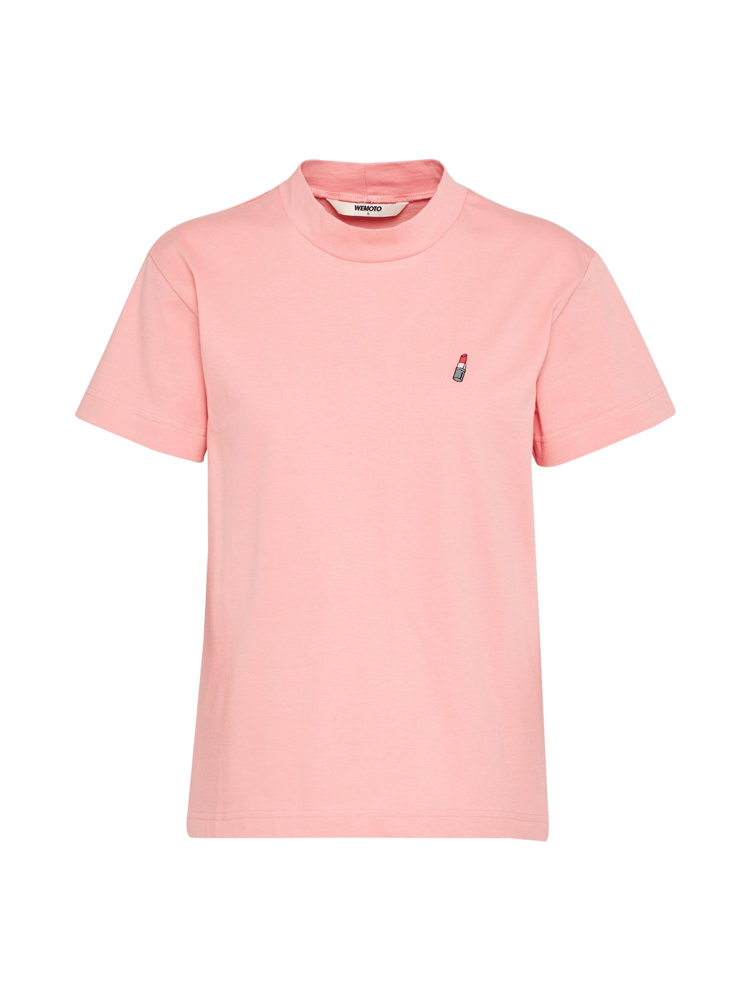 Tričko Lipstick pink Wemoto