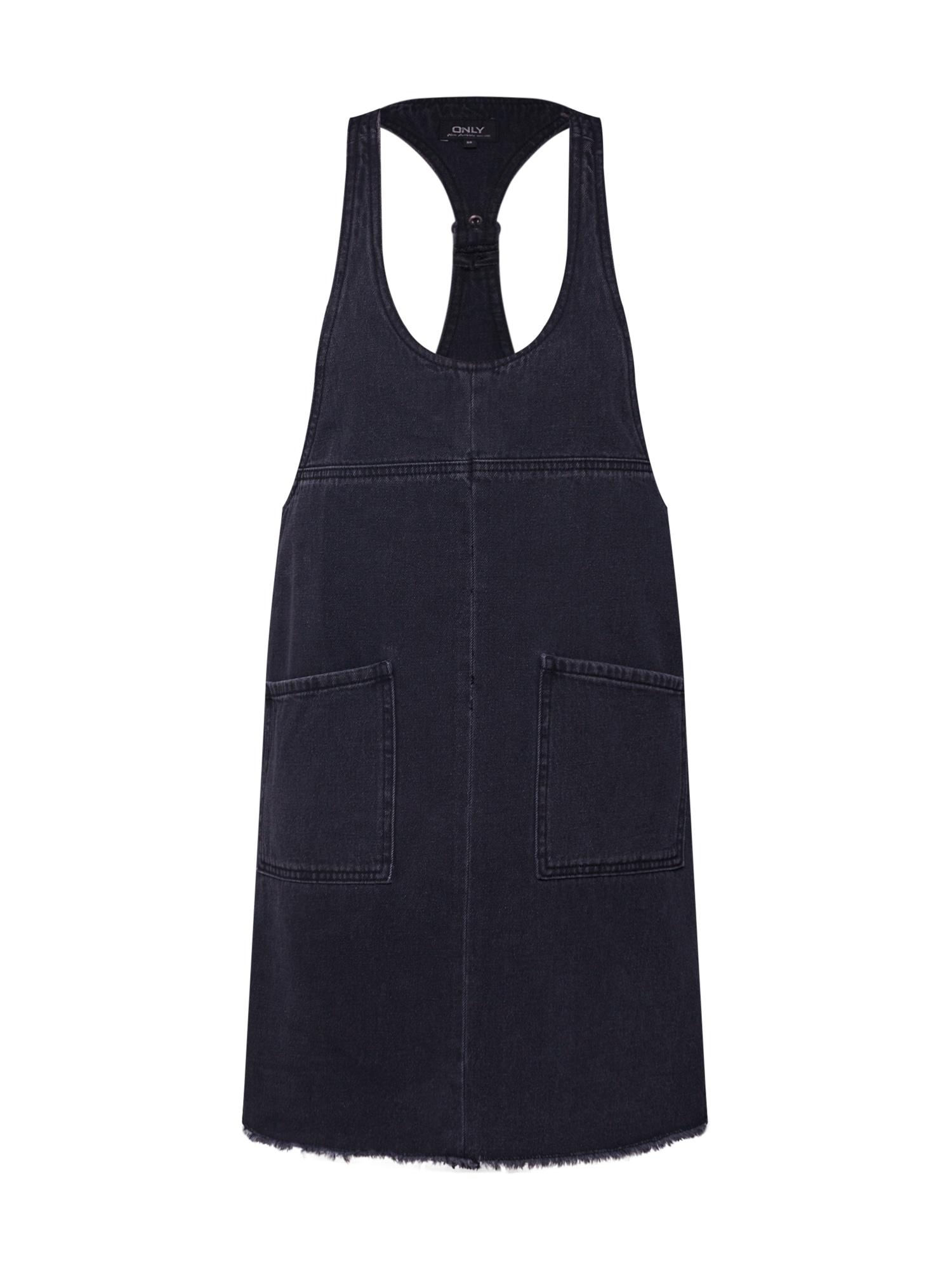 Laclová sukně Spencer černá ONLY
