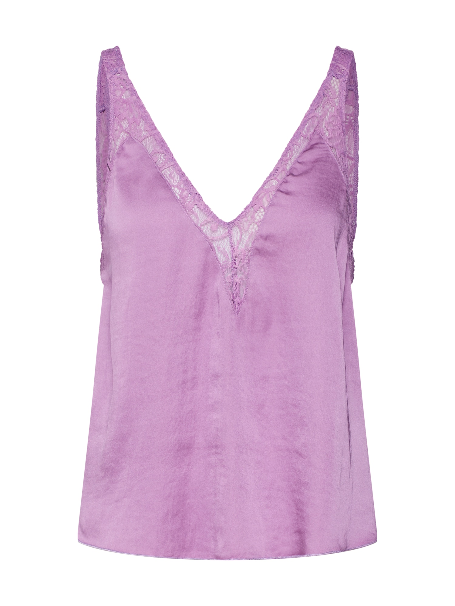 Top All in my Head Cami pink Free People