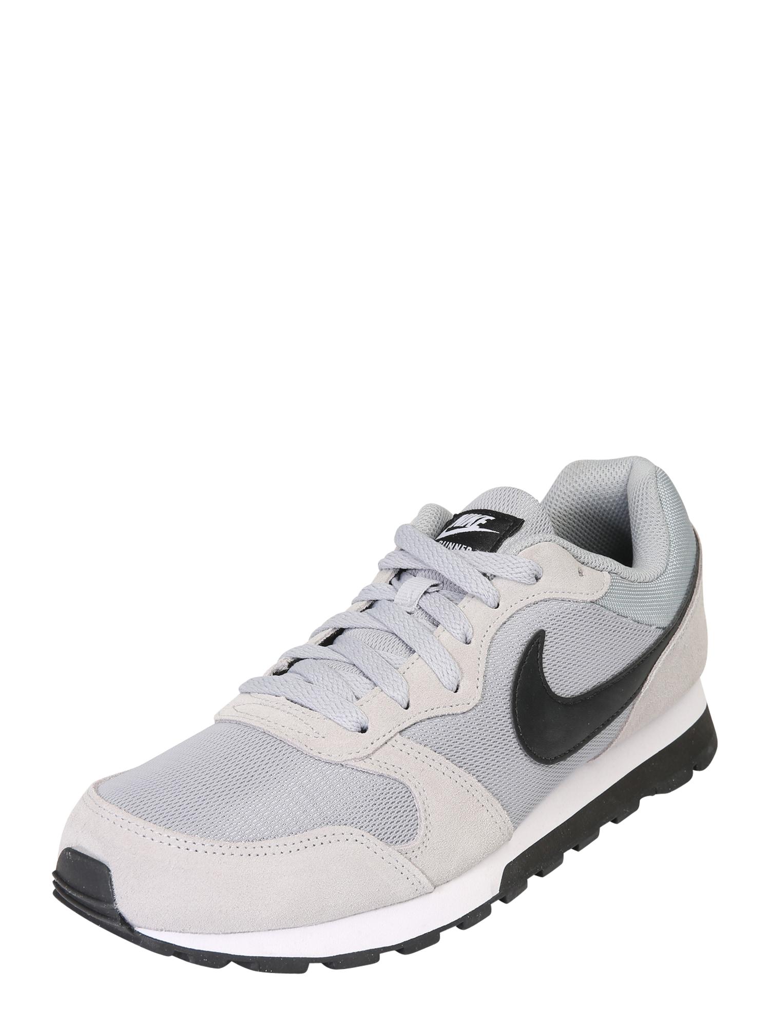 Tenisky Runner 2 šedá černá Nike Sportswear