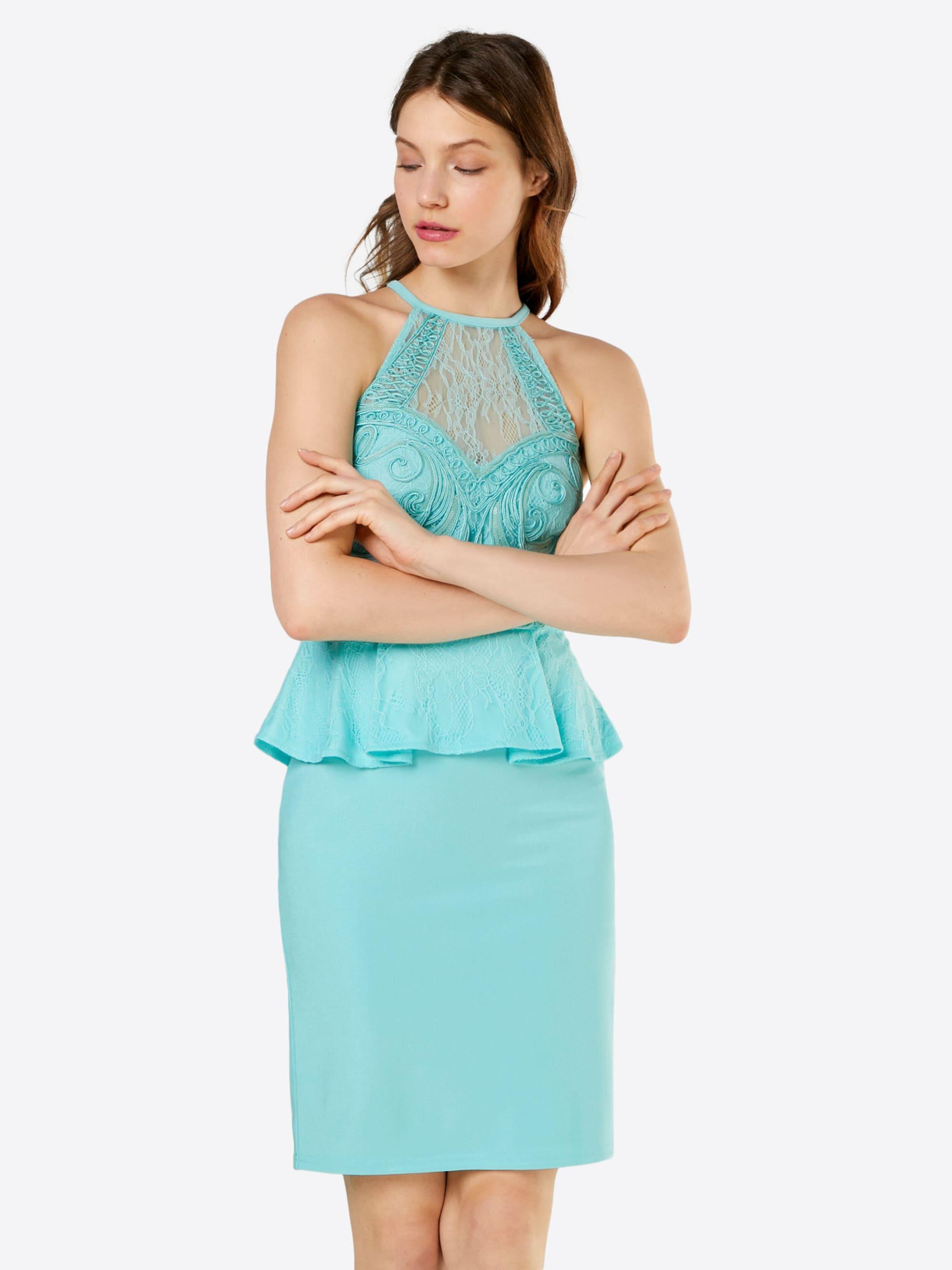 Lipsy Sukienka koktajlowa 'PEP'  turkusowy