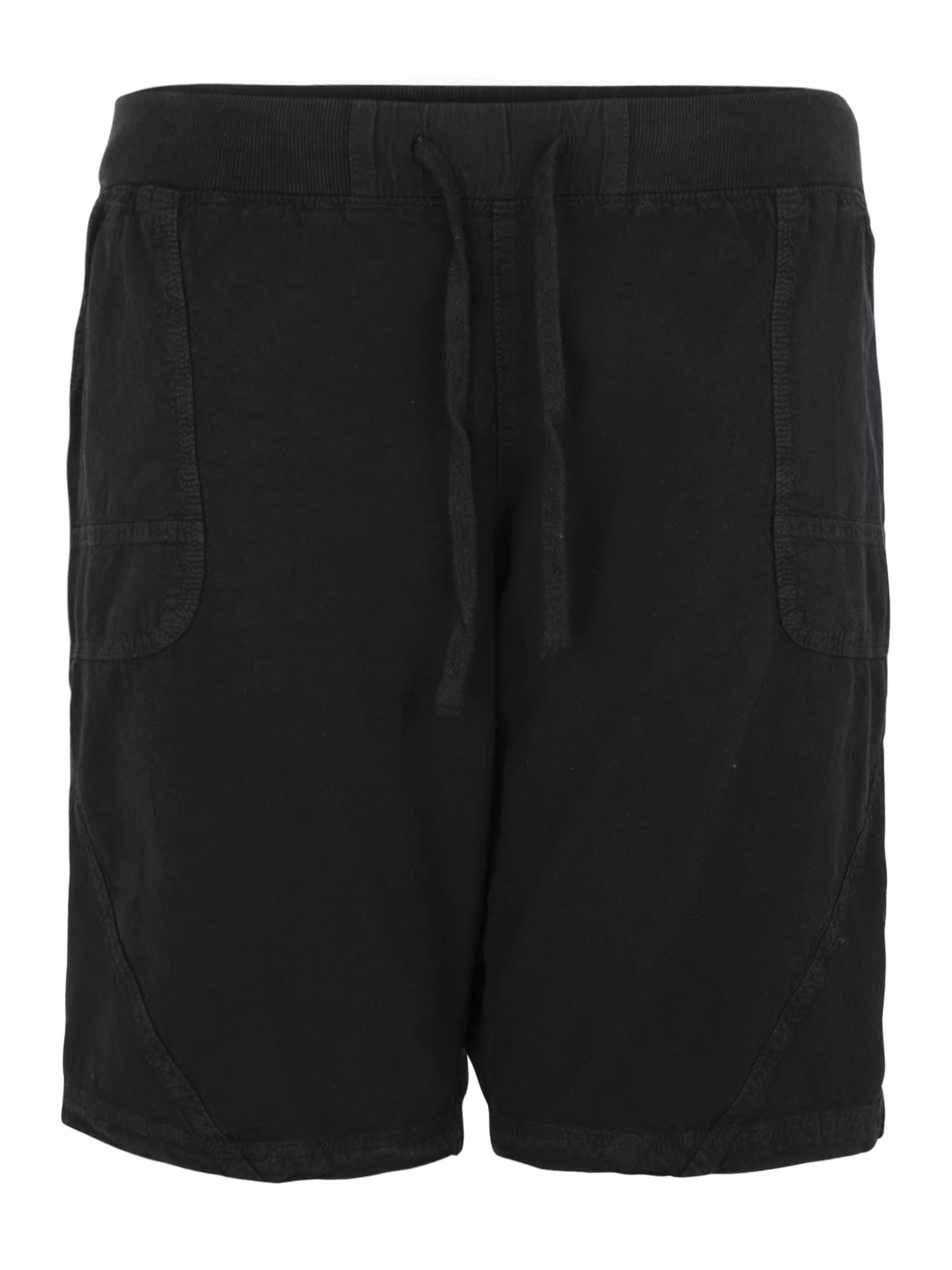 Kalhoty černá Zizzi