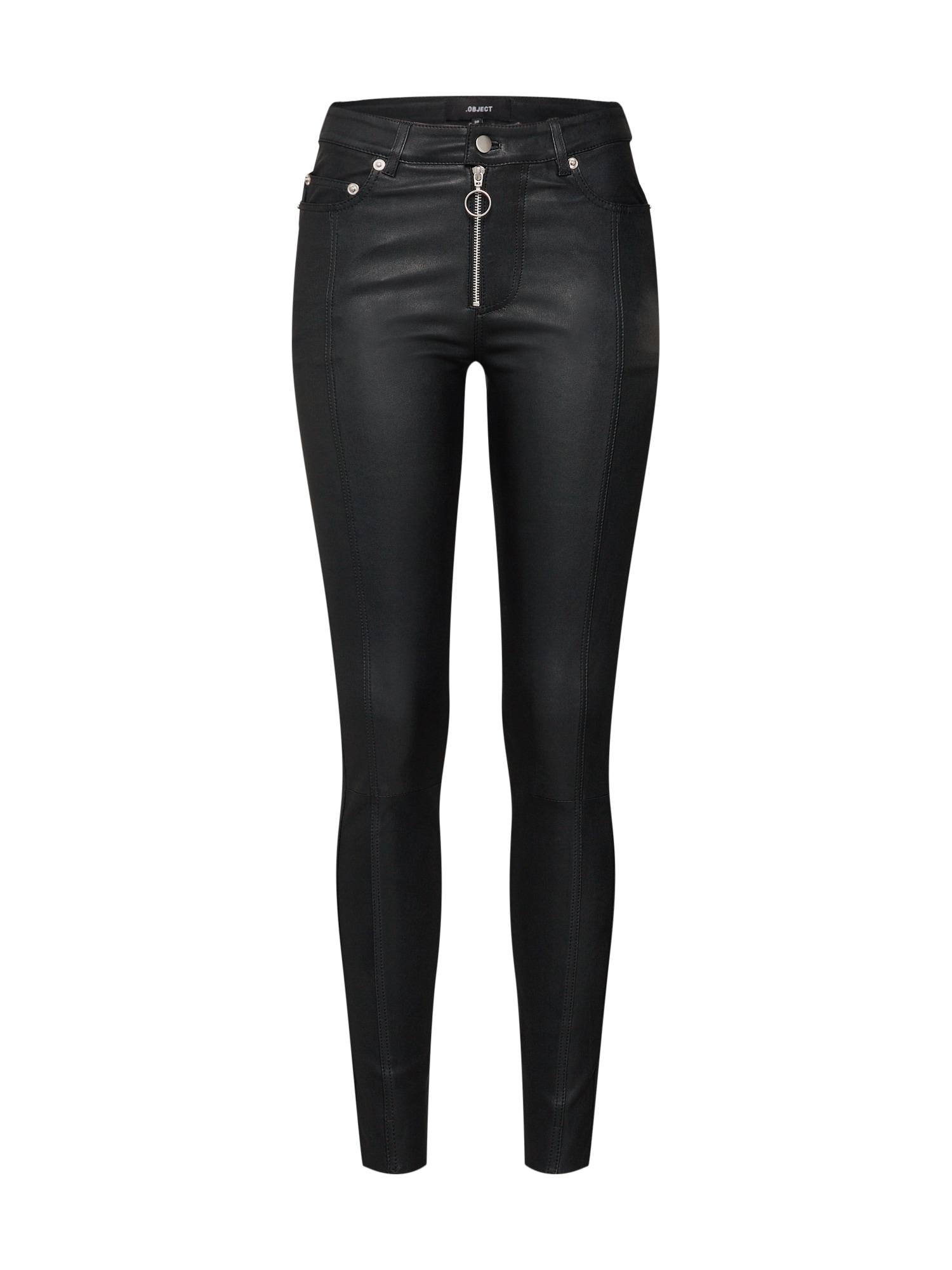 Kalhoty černá OBJECT