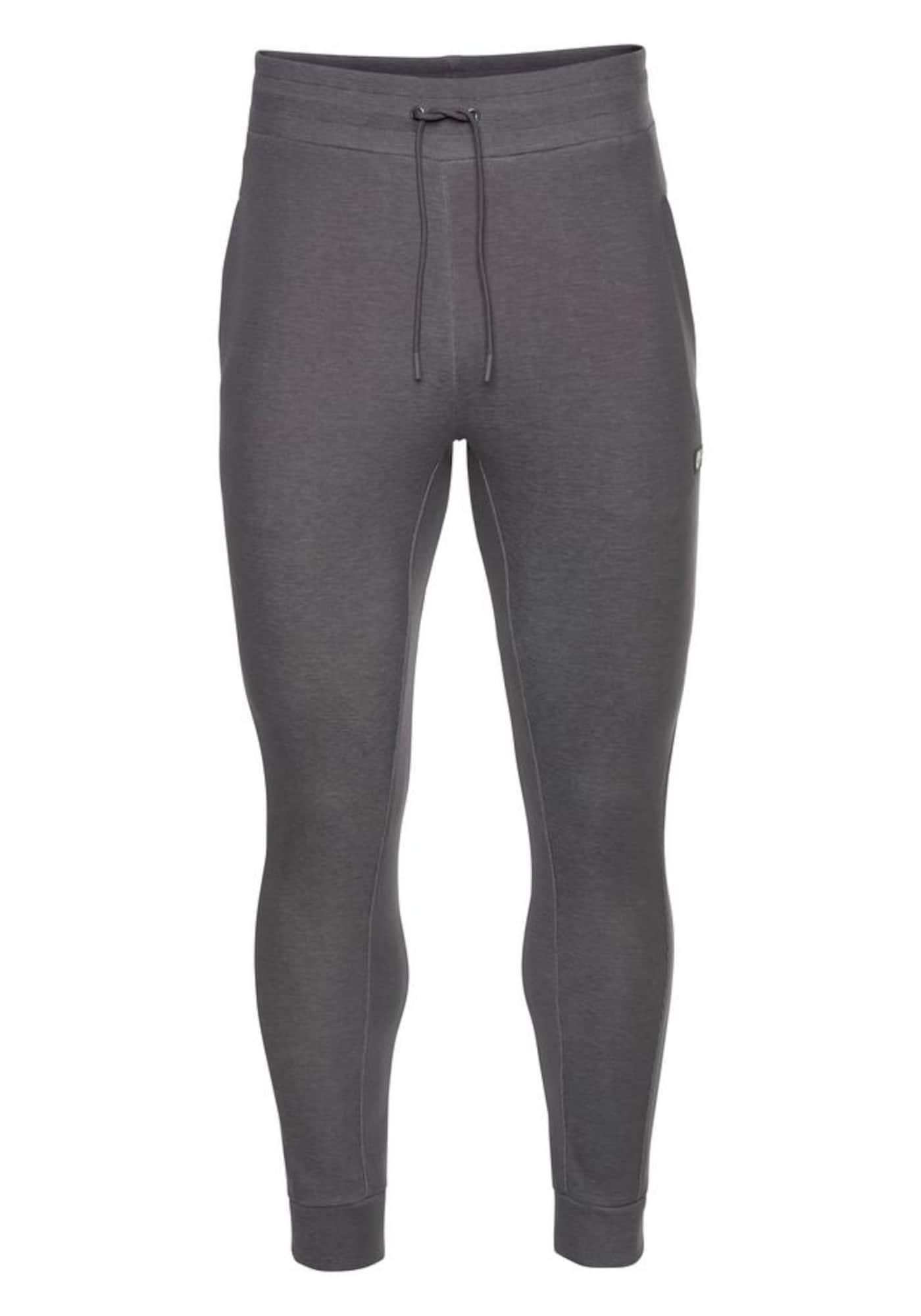 Kalhoty tmavě šedá Nike Sportswear