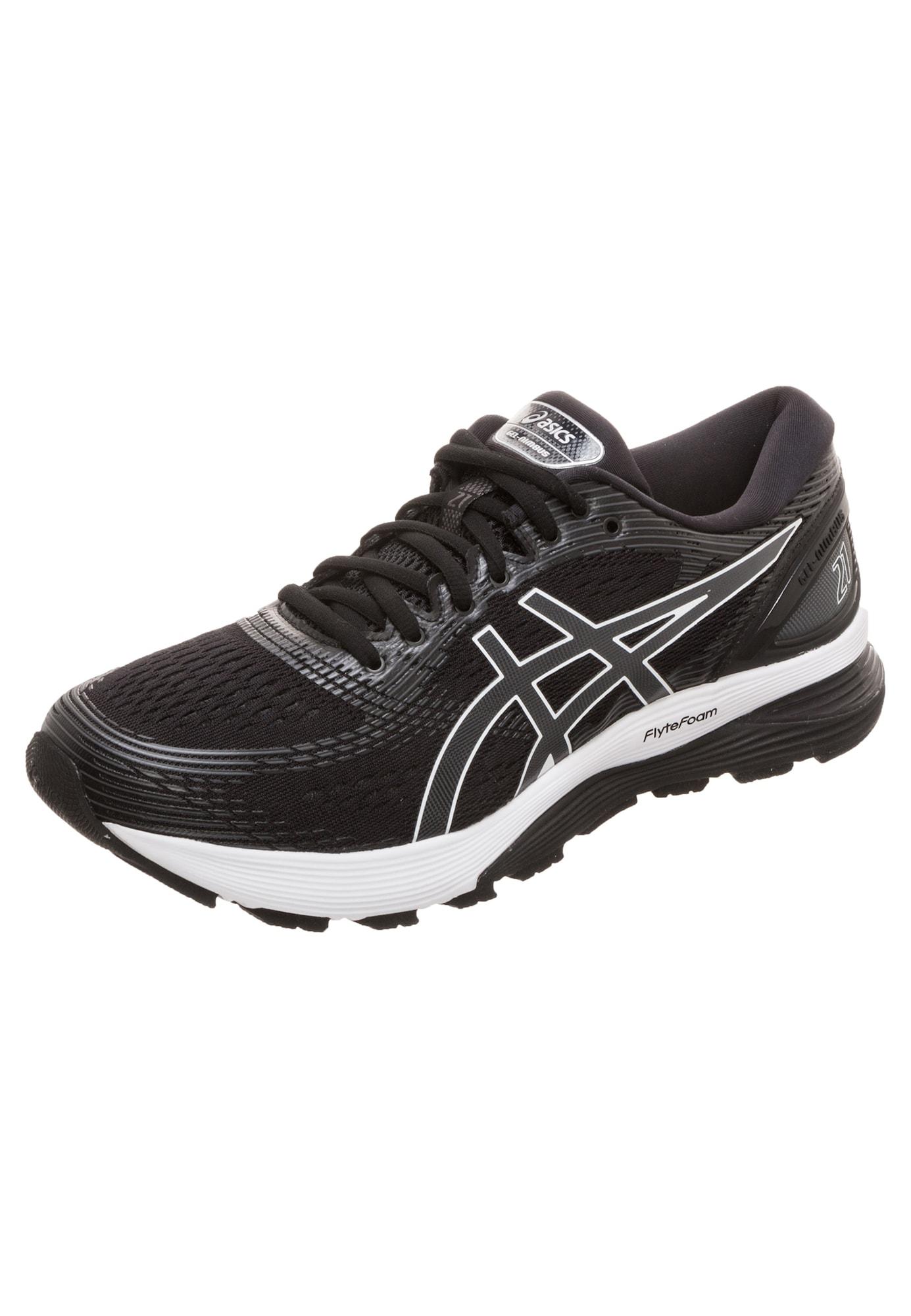 Běžecká obuv Gel-Nimbus 21 černá bílá ASICS