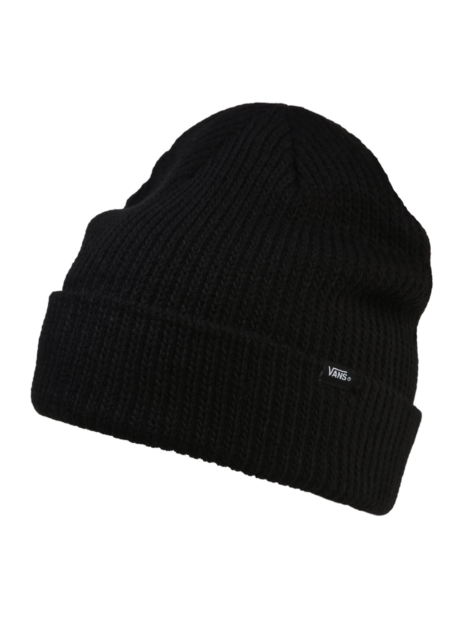 Čepice černá VANS