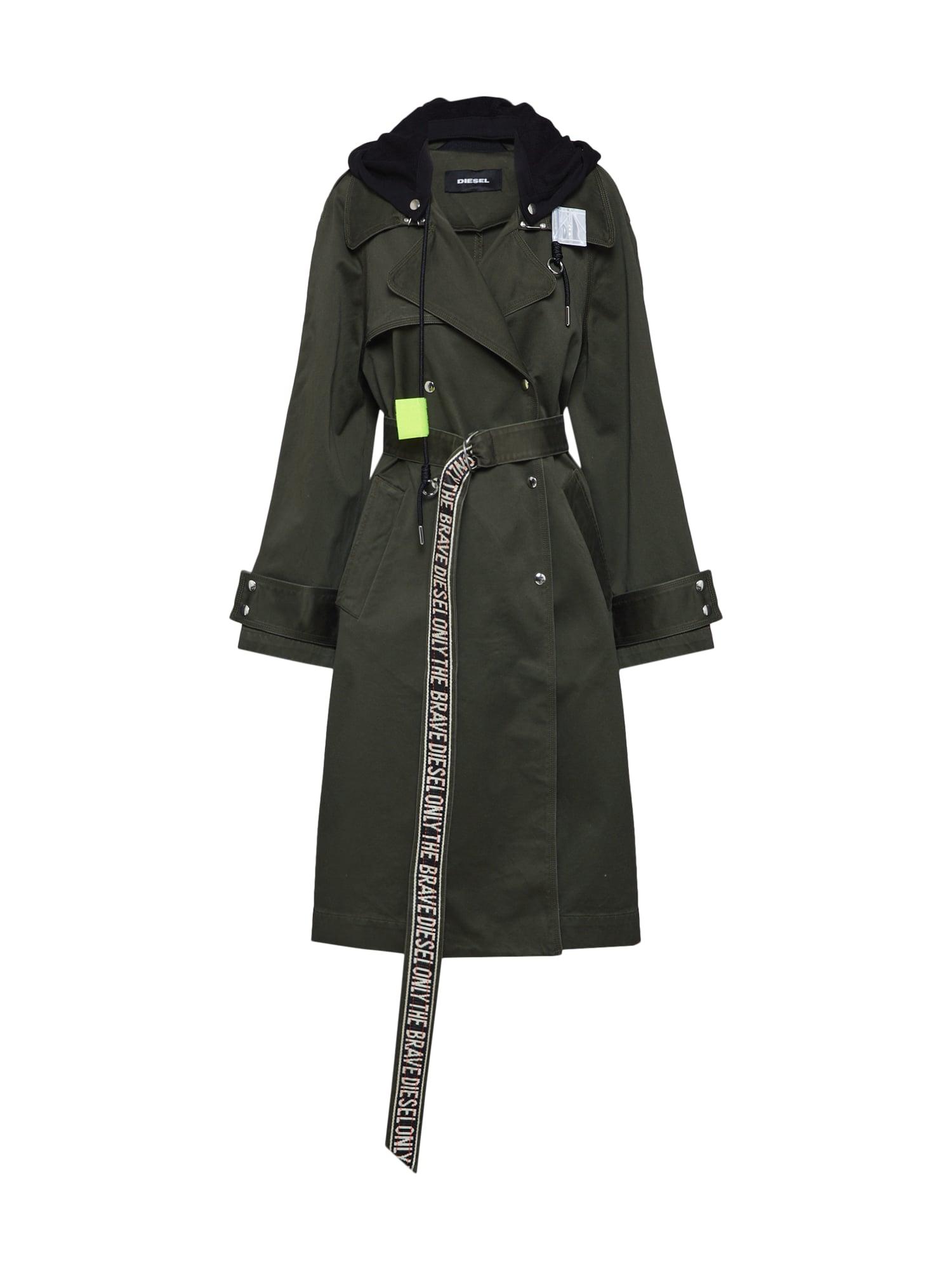 Přechodný kabát G-ACIR-B oliv DIESEL