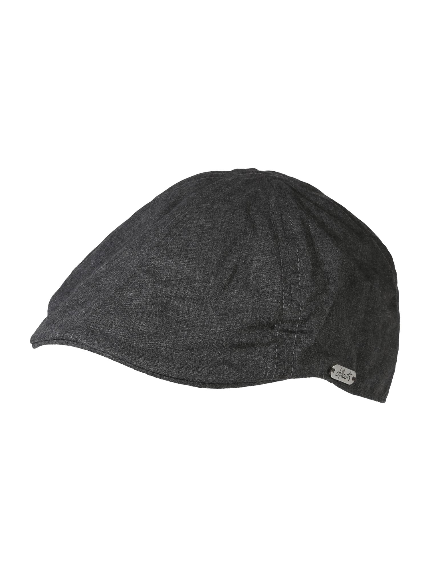 Kšiltovka Reykjavik Hat tmavě šedá Chillouts