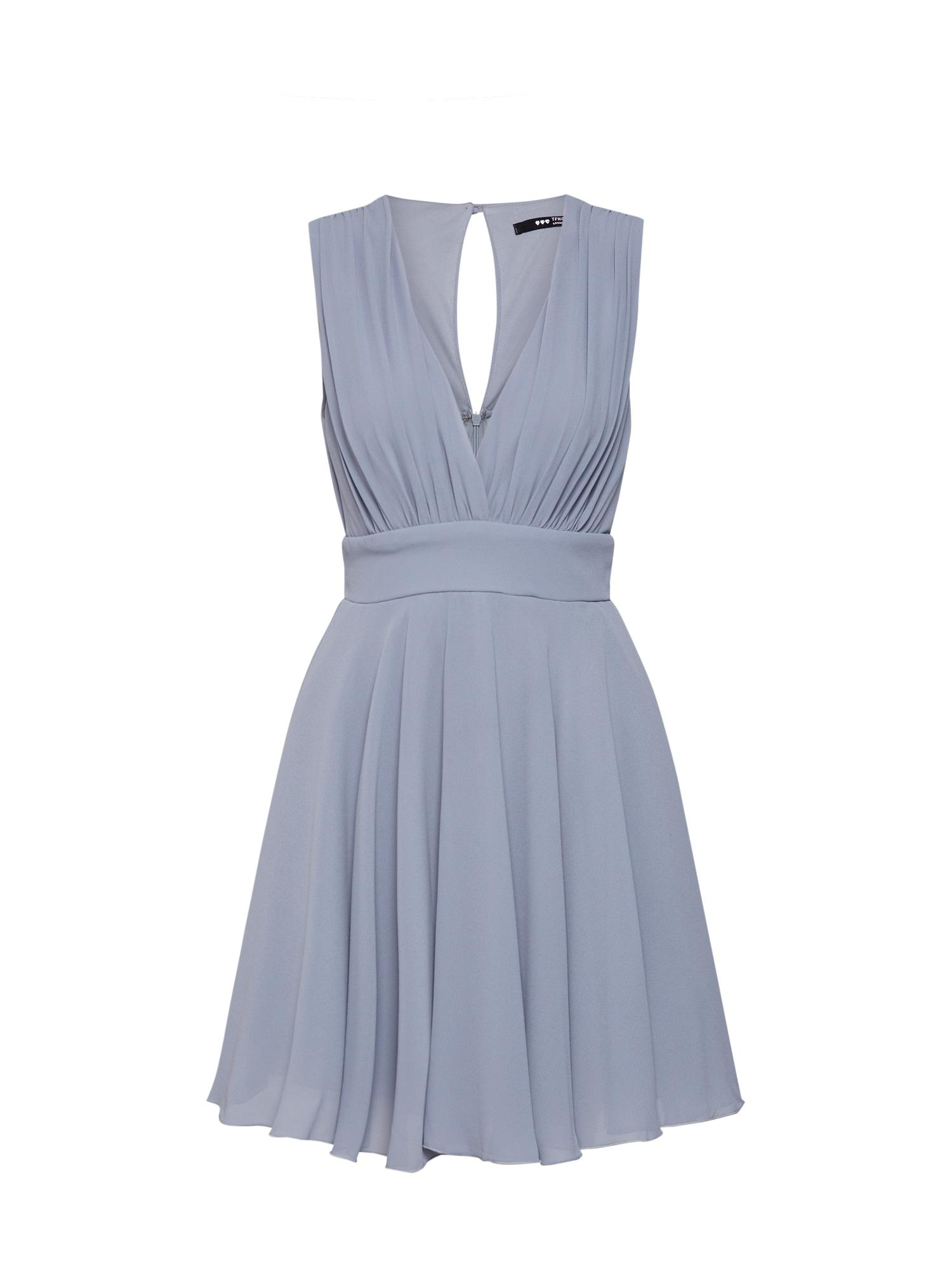 TFNC Sukienka koktajlowa 'Nordi'  podpalany niebieski
