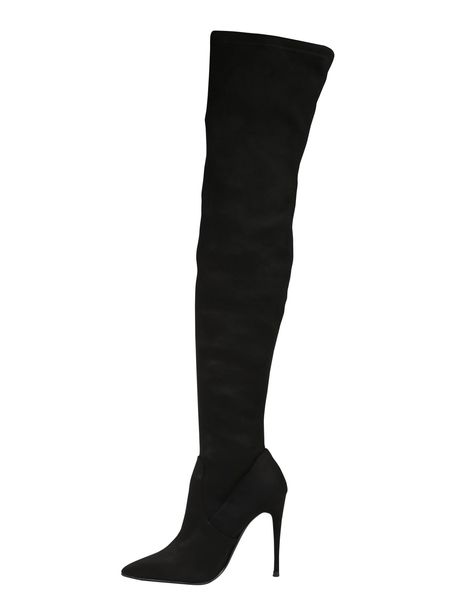 Overknee laarzen 'DADE'