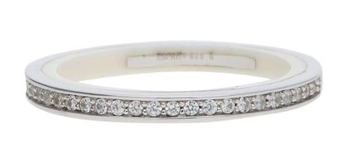 Fingerring 925 Silber Weiß Marin Silver Glam ESRG91939B