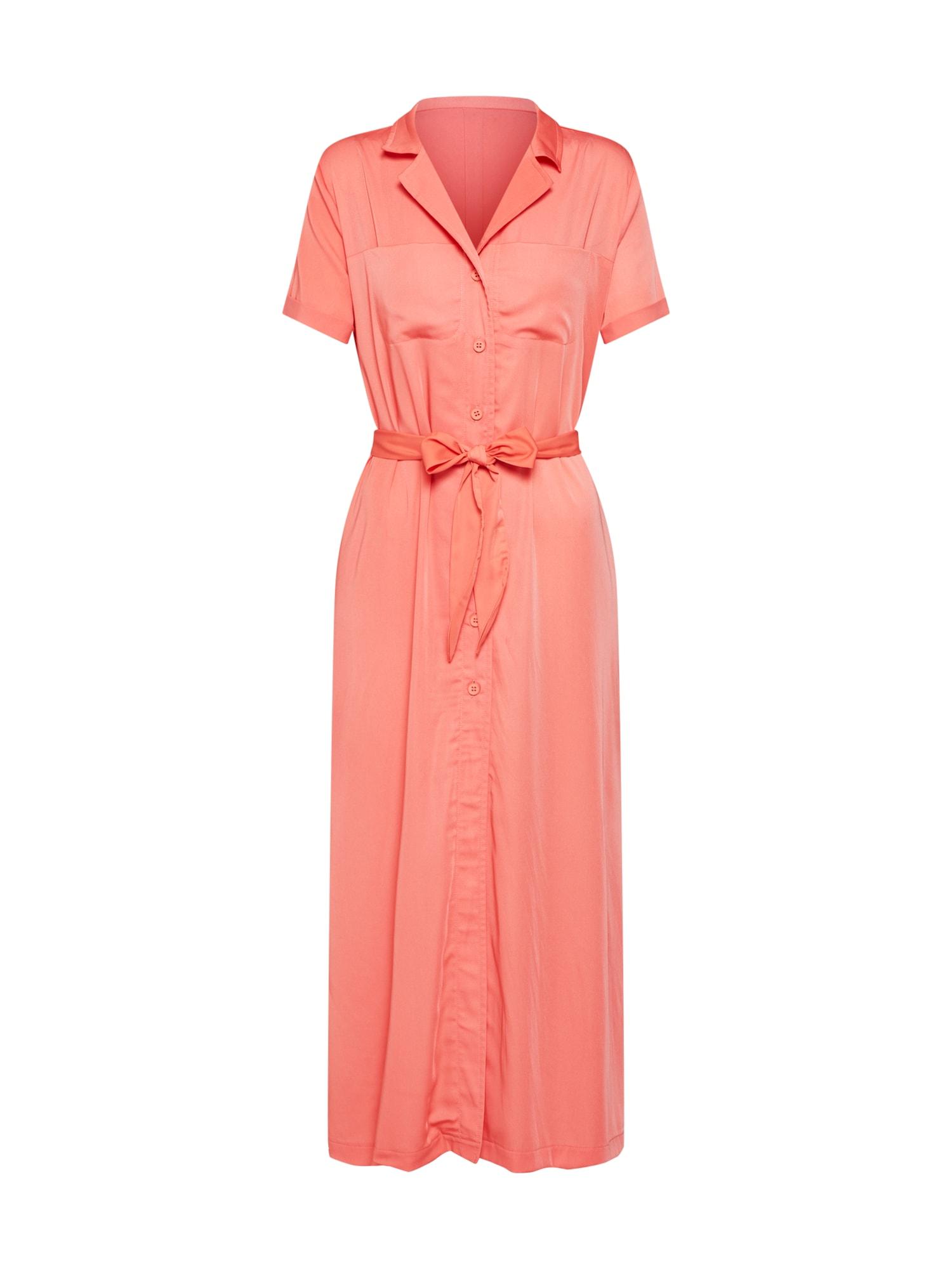 Košilové šaty Ida korálová MICHALSKY FOR ABOUT YOU