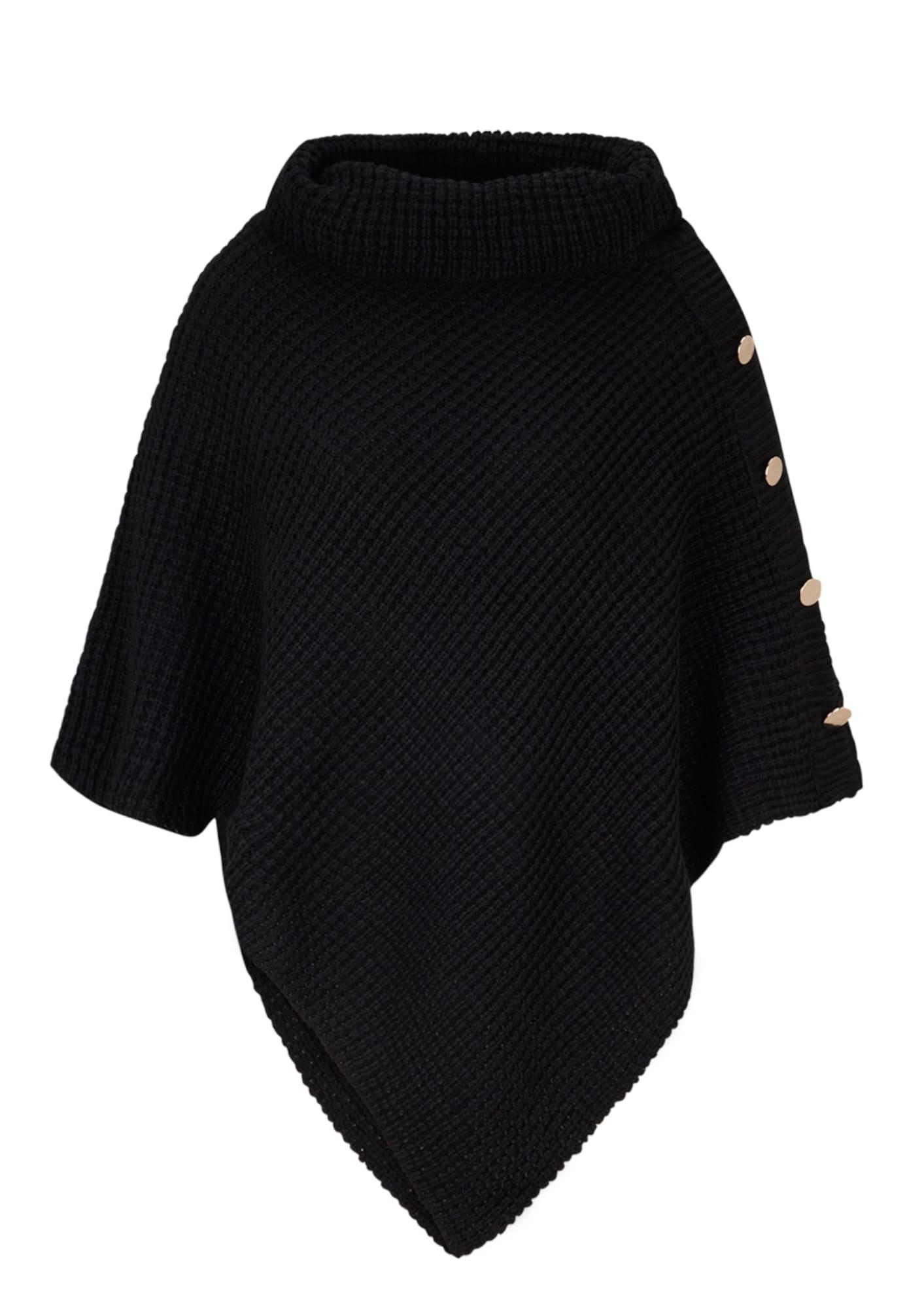 Poncho   Bekleidung > Pullover > Ponchos & Capes   S.Oliver BLACK LABEL