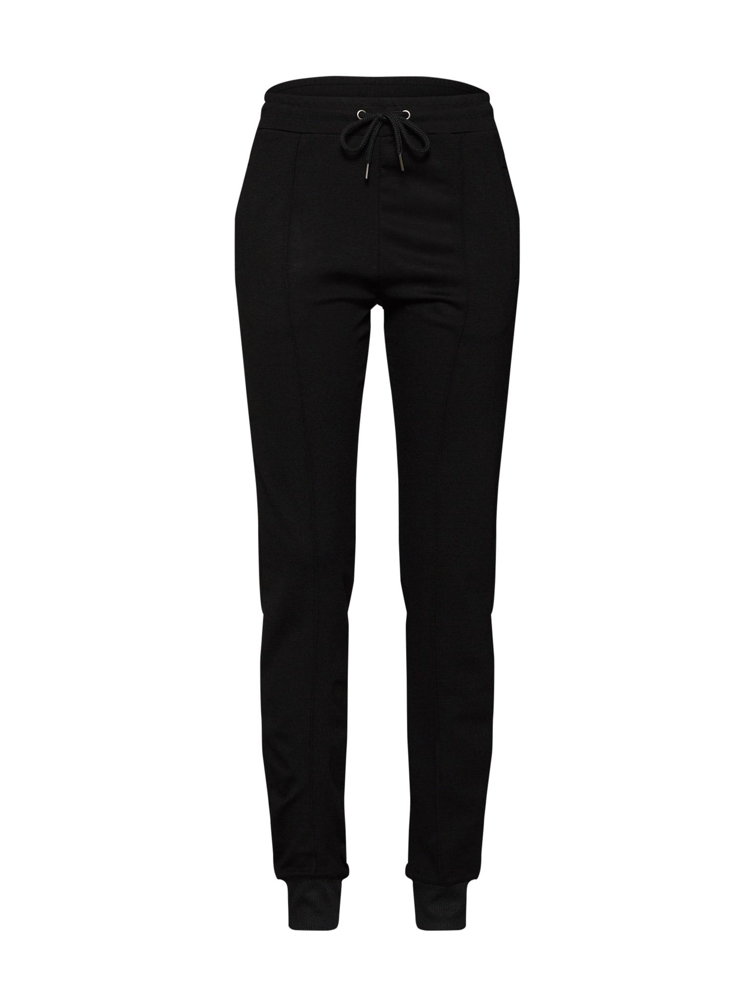 Kalhoty NOVI černá VILA