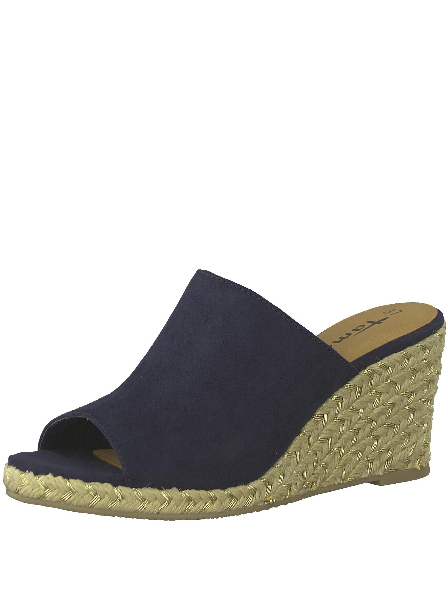 Pantofle námořnická modř TAMARIS