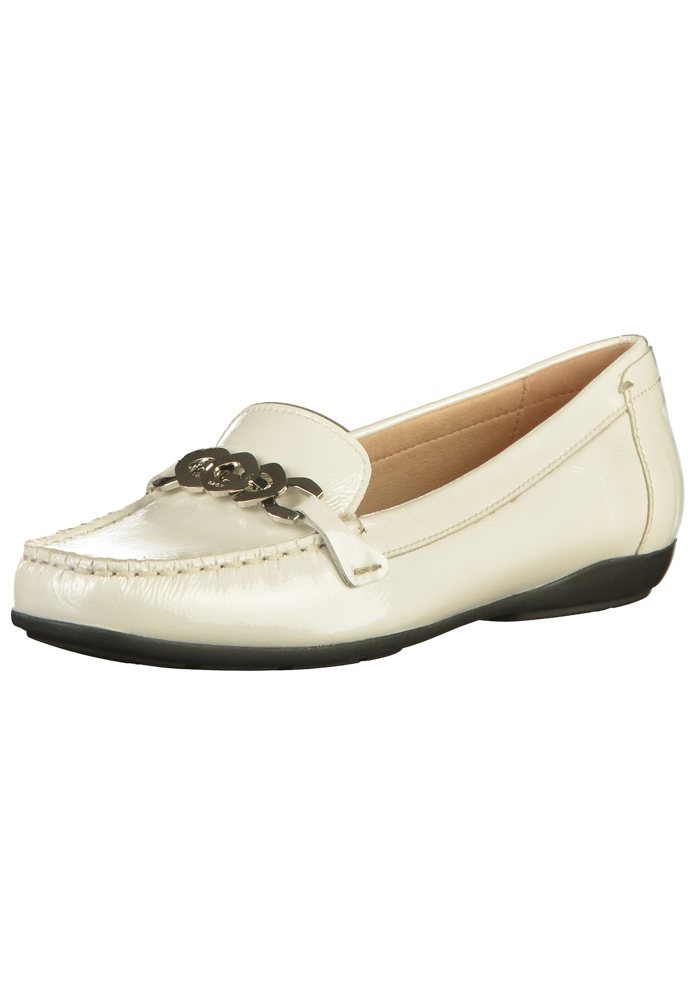 Mokassin | Schuhe > Mokassins | Weiß | Geox