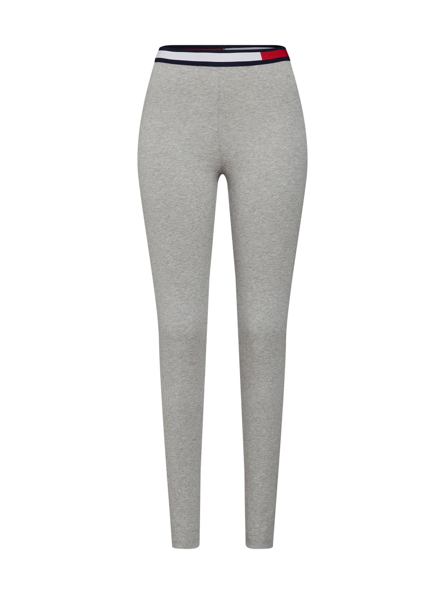 Pyžamové kalhoty šedá Tommy Hilfiger Underwear