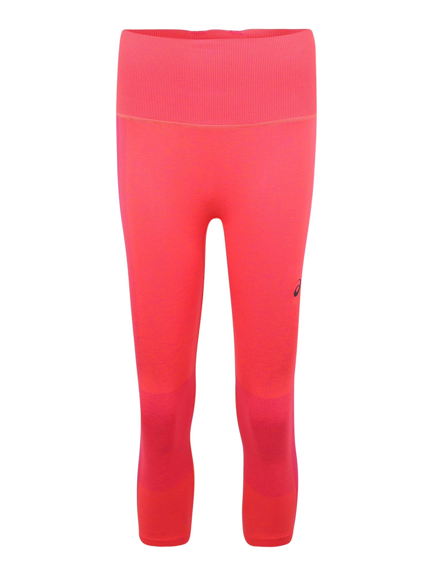 Sportovní kalhoty Cooling Seamless pink ASICS