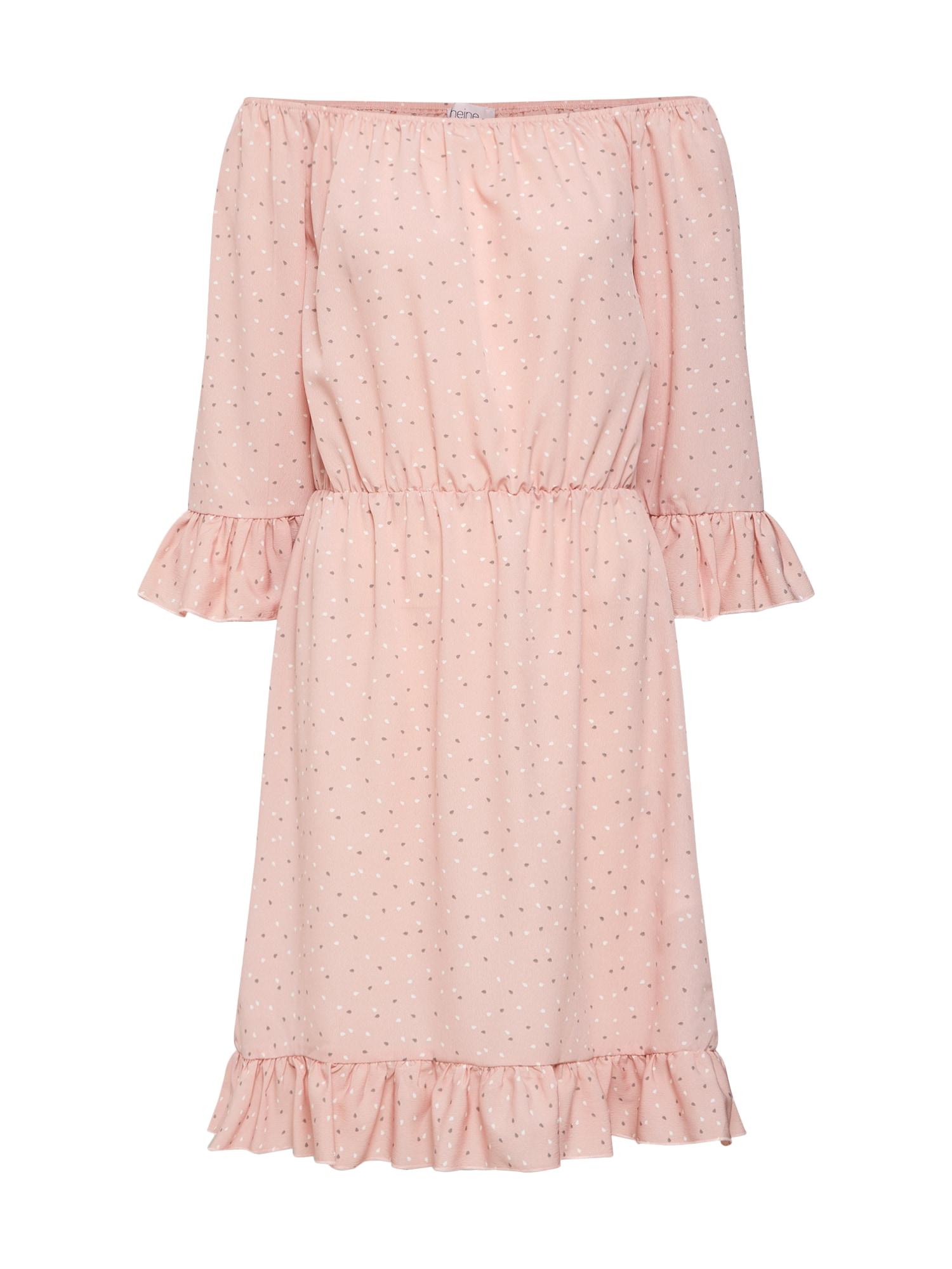 Letní šaty růže Heine