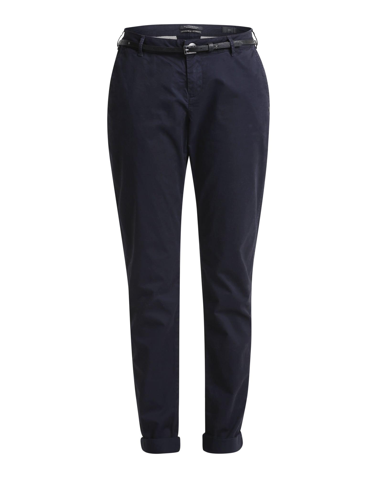 Chino kalhoty námořnická modř SCOTCH & SODA