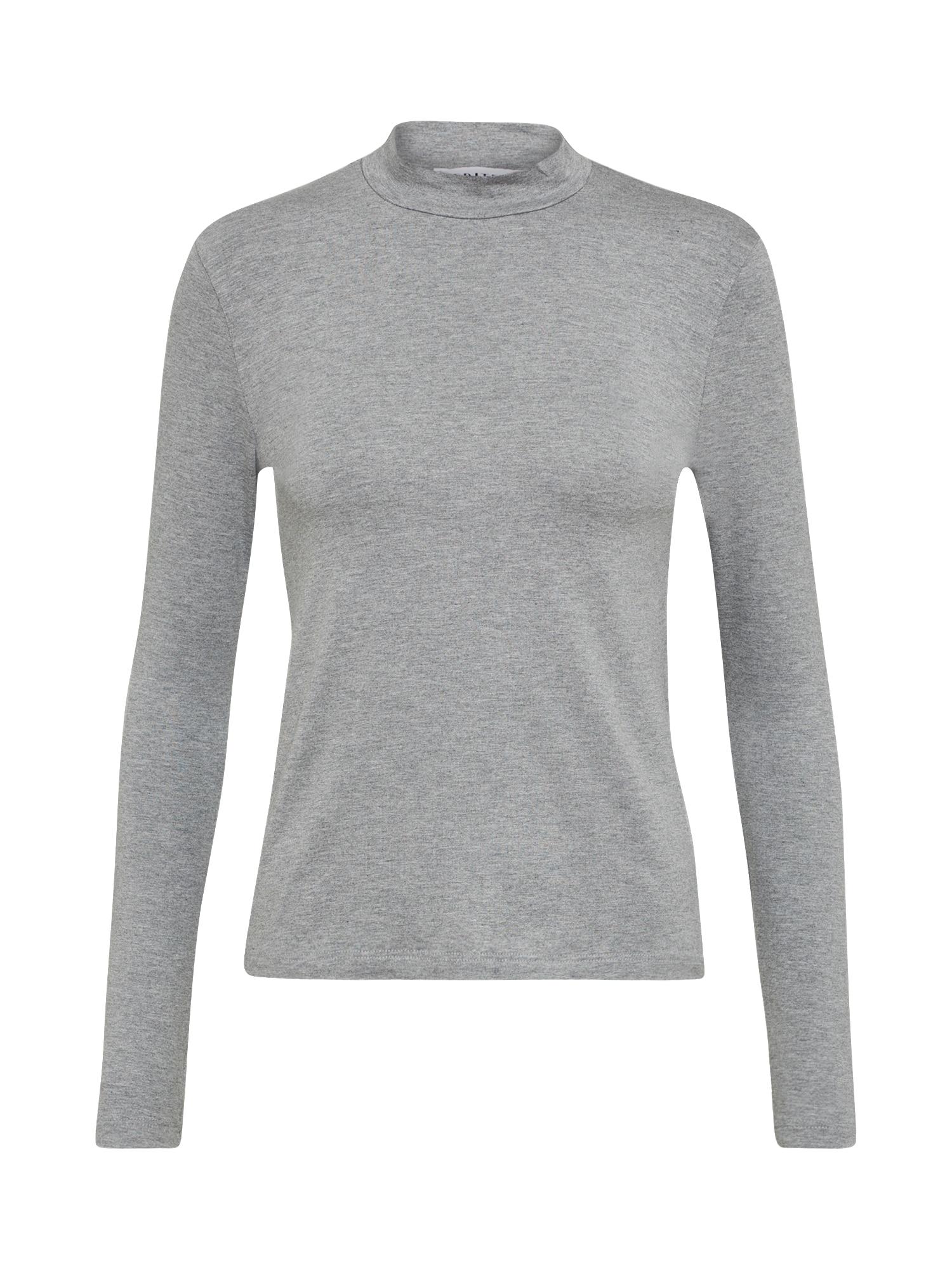 Tričko Marille šedý melír EDITED