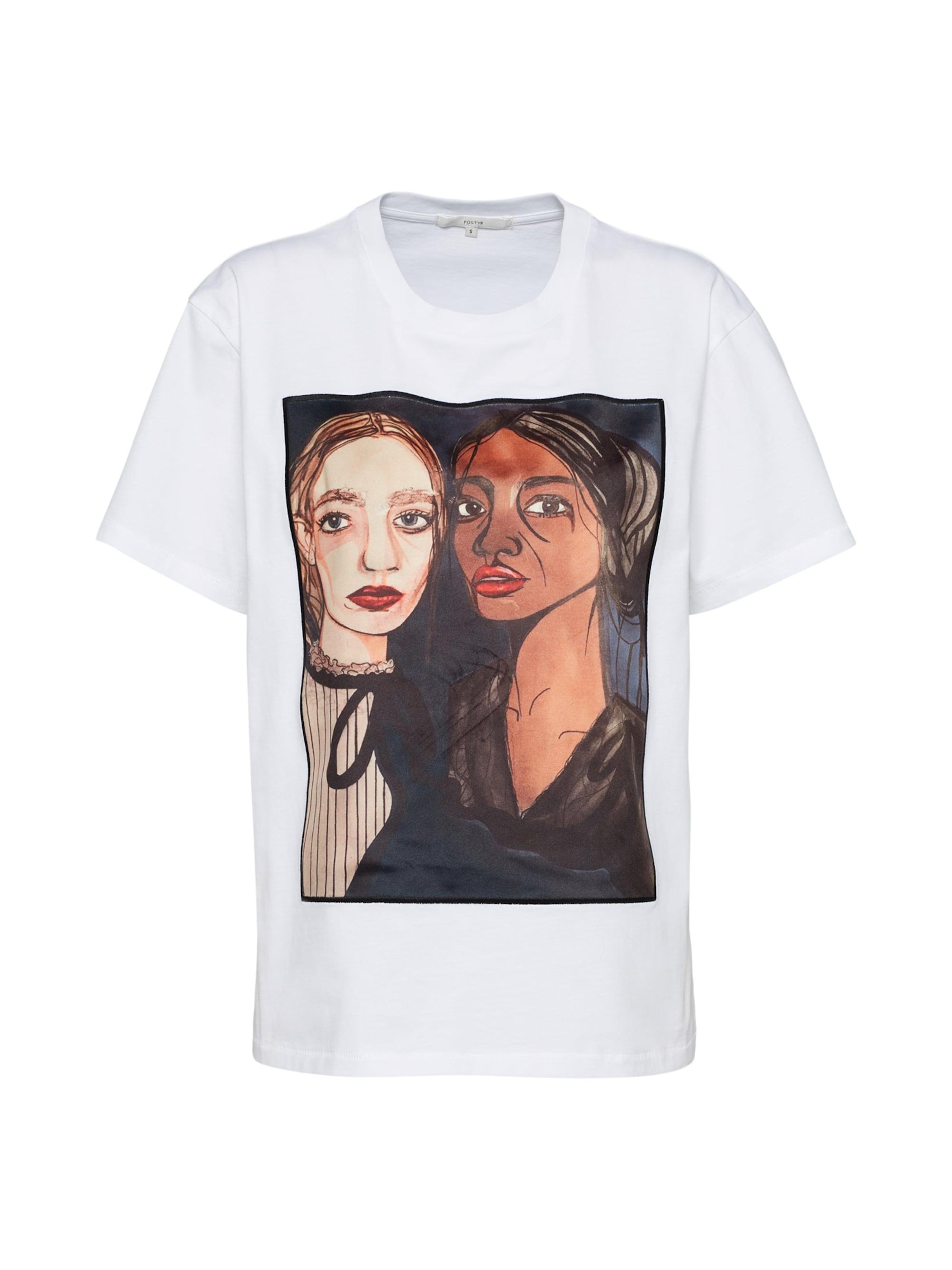 postyr - T-Shirt ´POSISABELLA´