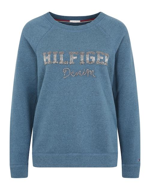 Sweatshirt mit...