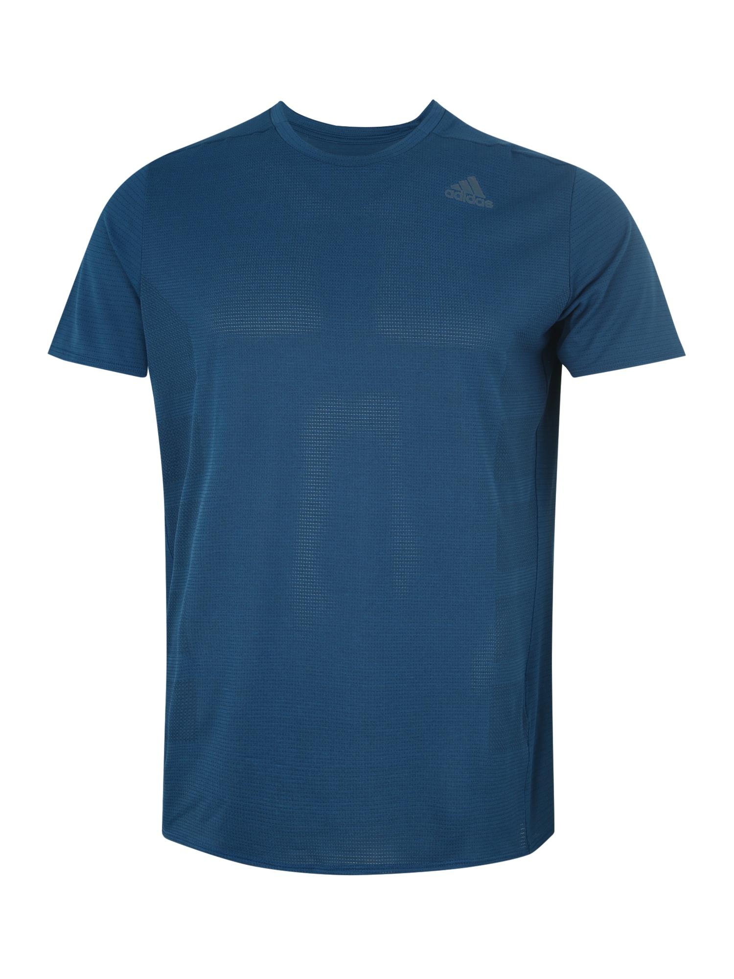 Funkční tričko Supernova marine modrá ADIDAS PERFORMANCE