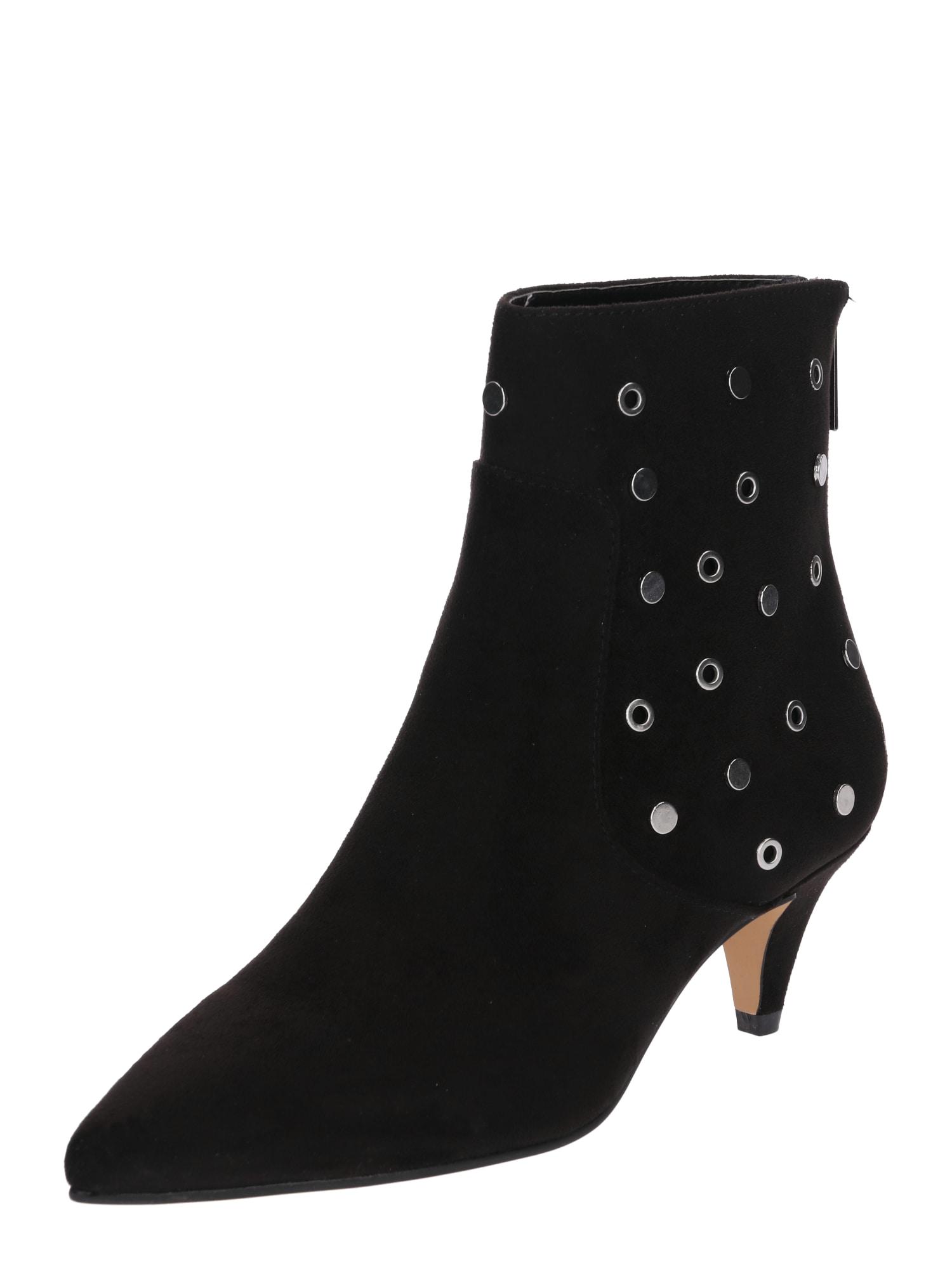 Kotníkové boty Veleta černá MTNG