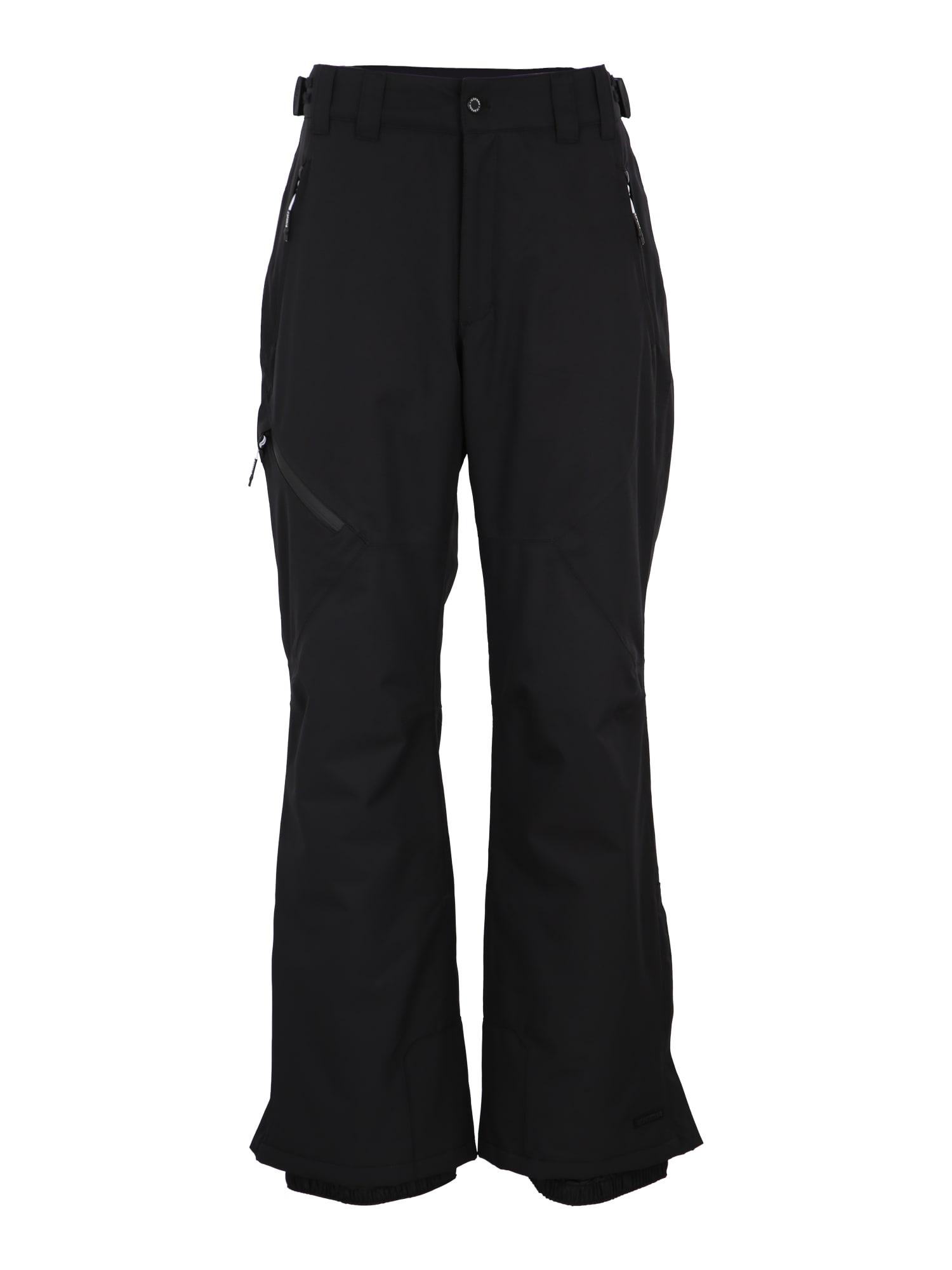 Outdoorové kalhoty Johny černá ICEPEAK