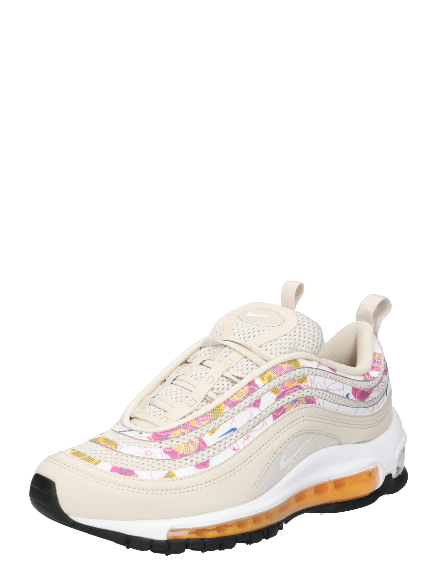 Tenisky AIR MAX 97 SE béžová mix barev Nike Sportswear