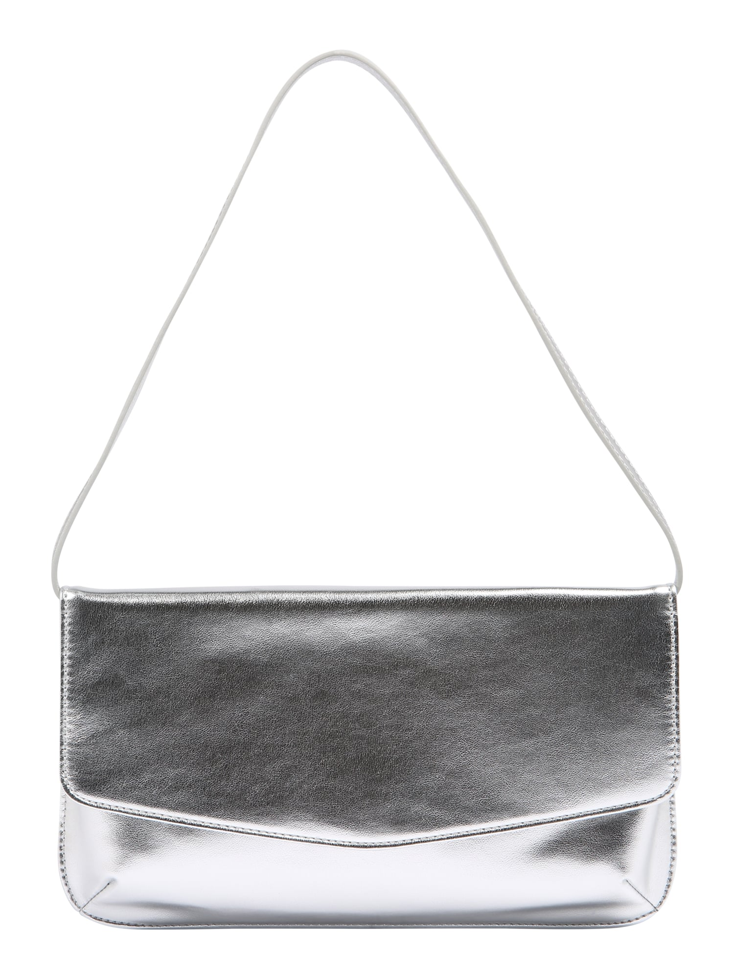 Taška přes rameno Silver Baguette Flash stříbrná ESPRIT