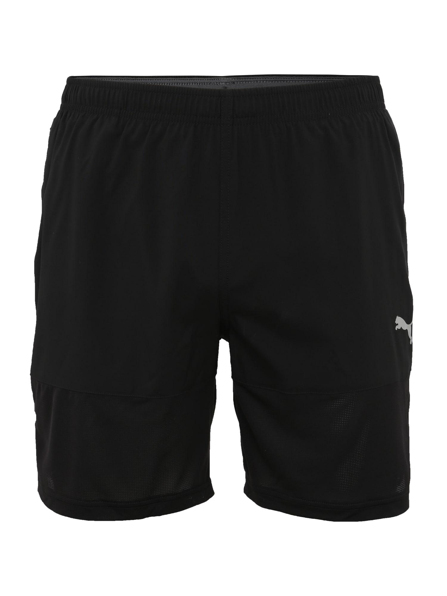 Sportovní kalhoty Run7 černá PUMA