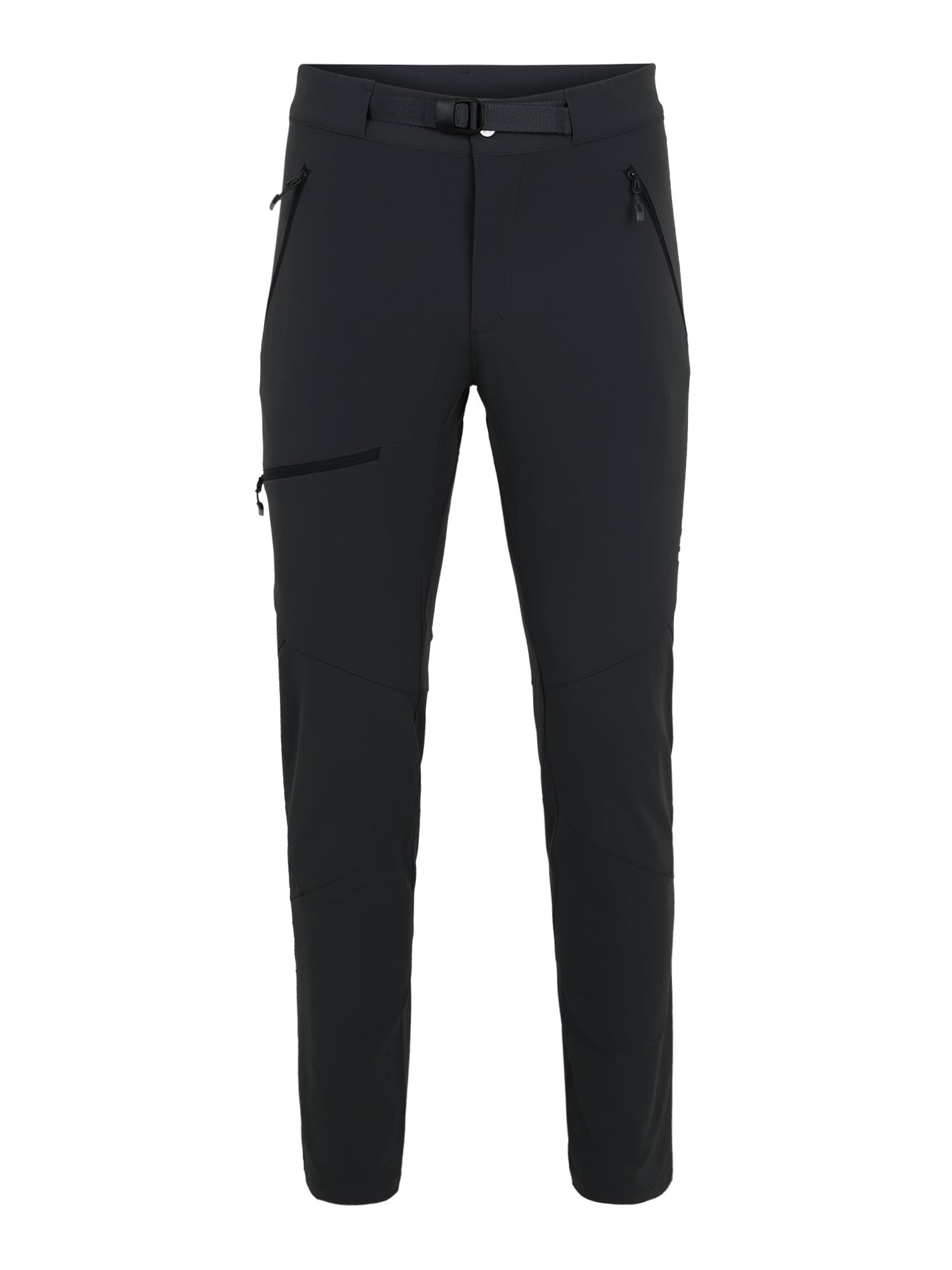 Haglöfs Sportovní kalhoty 'Lizard'  tmavě šedá